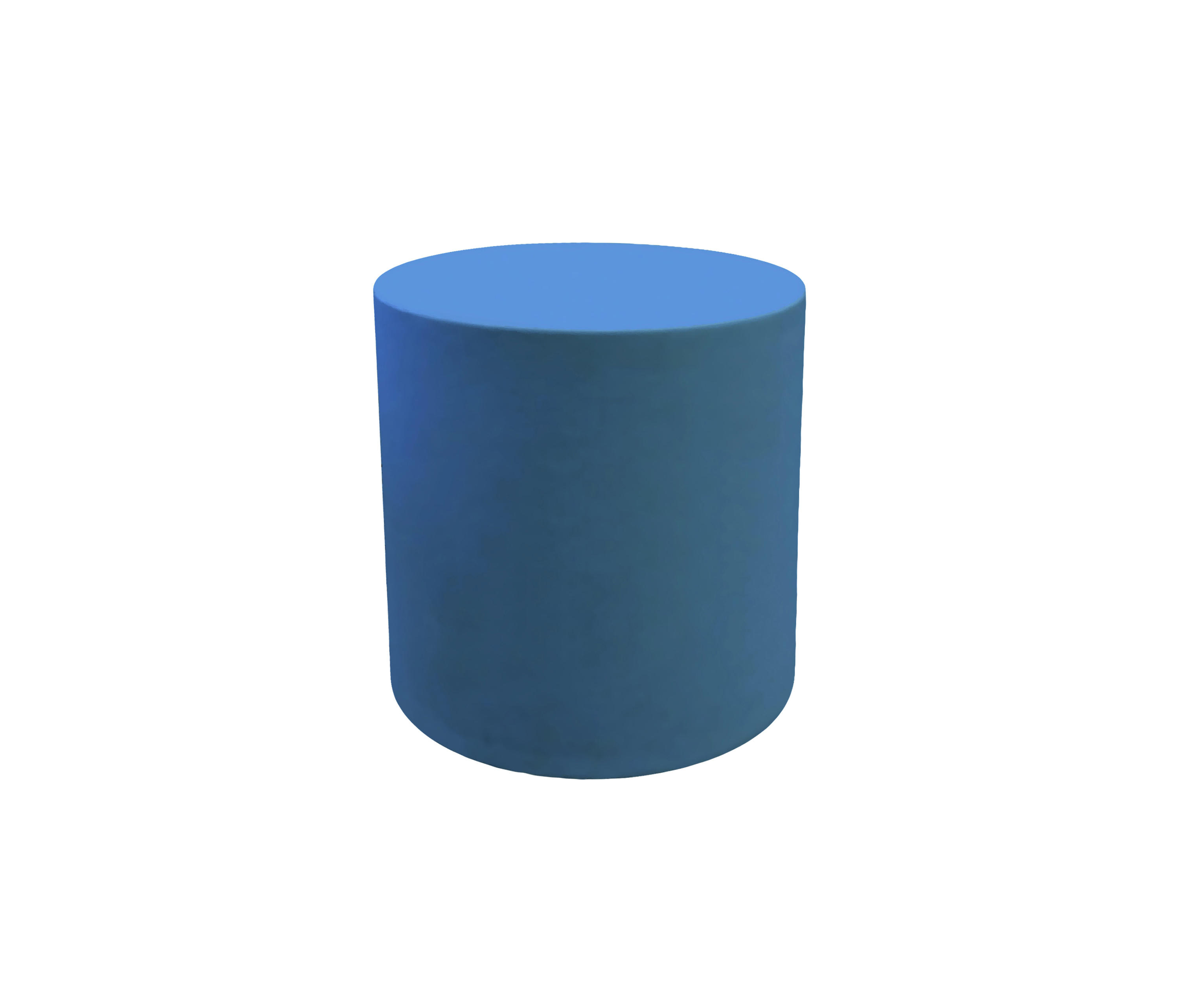 Cillinder Poufs From Sixinch Architonic