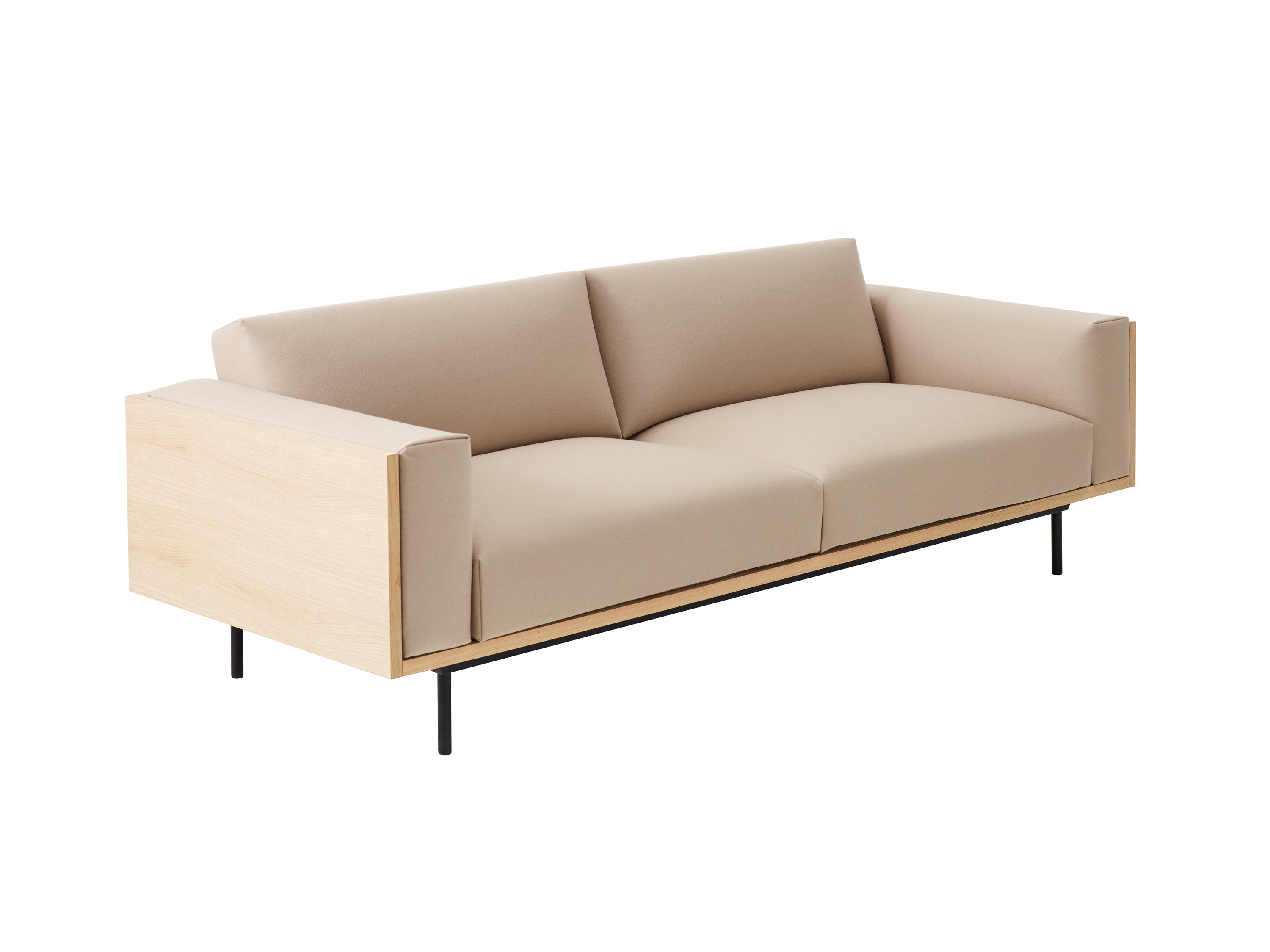WOOD Lounge sofas from Swedese Architonic