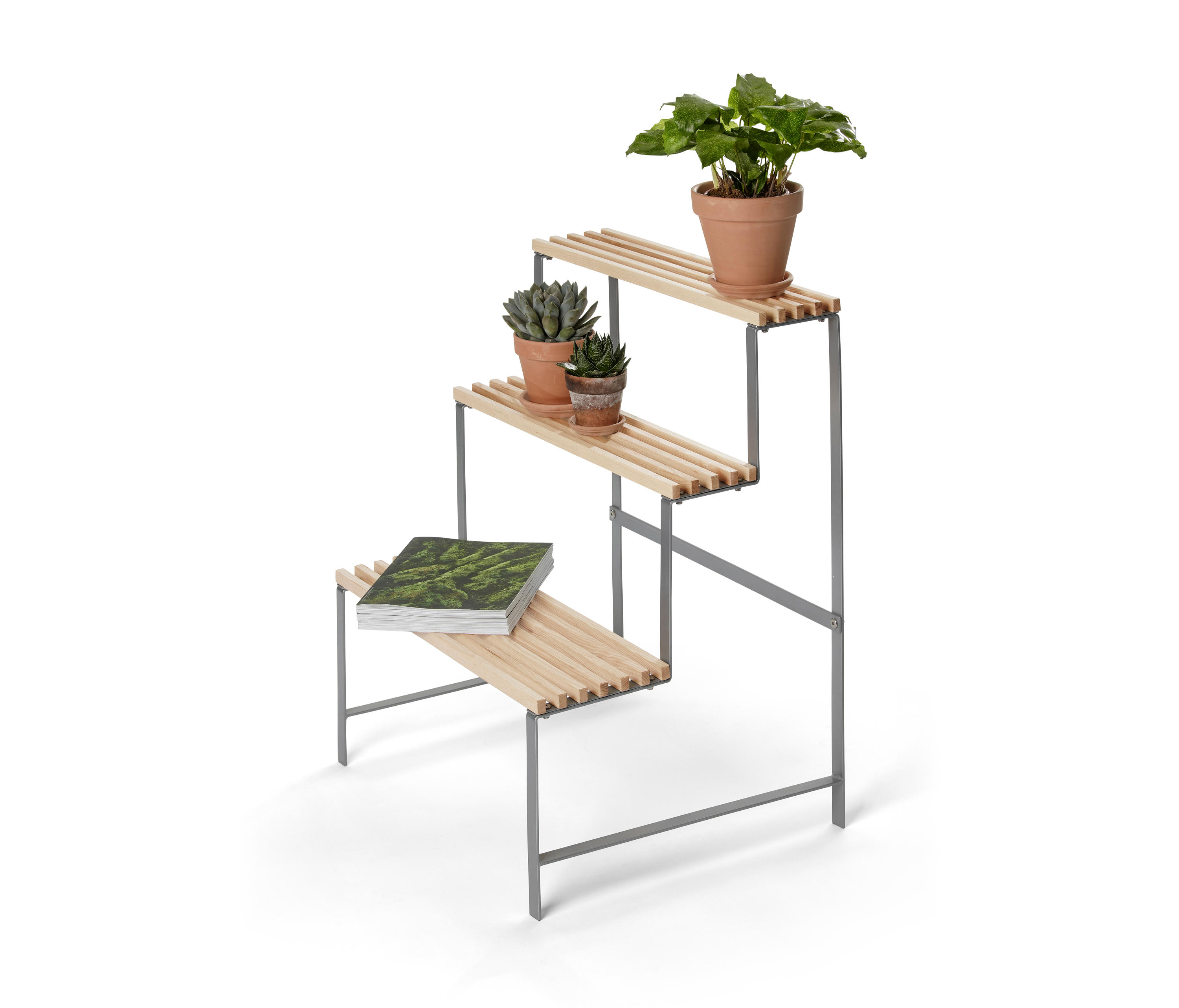 208 & FLOWER POT STAND   ASH - Plant pots from Design House ...