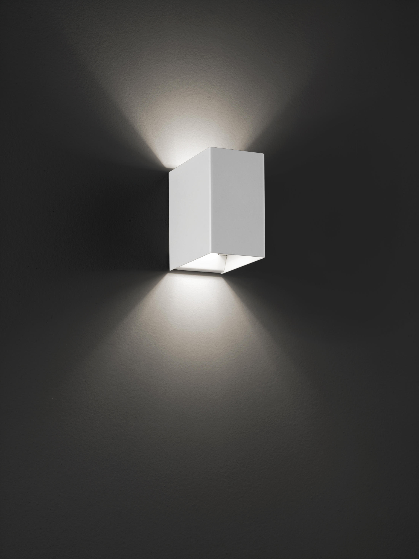 Laser Cube Wall Lights From Studio Italia Design