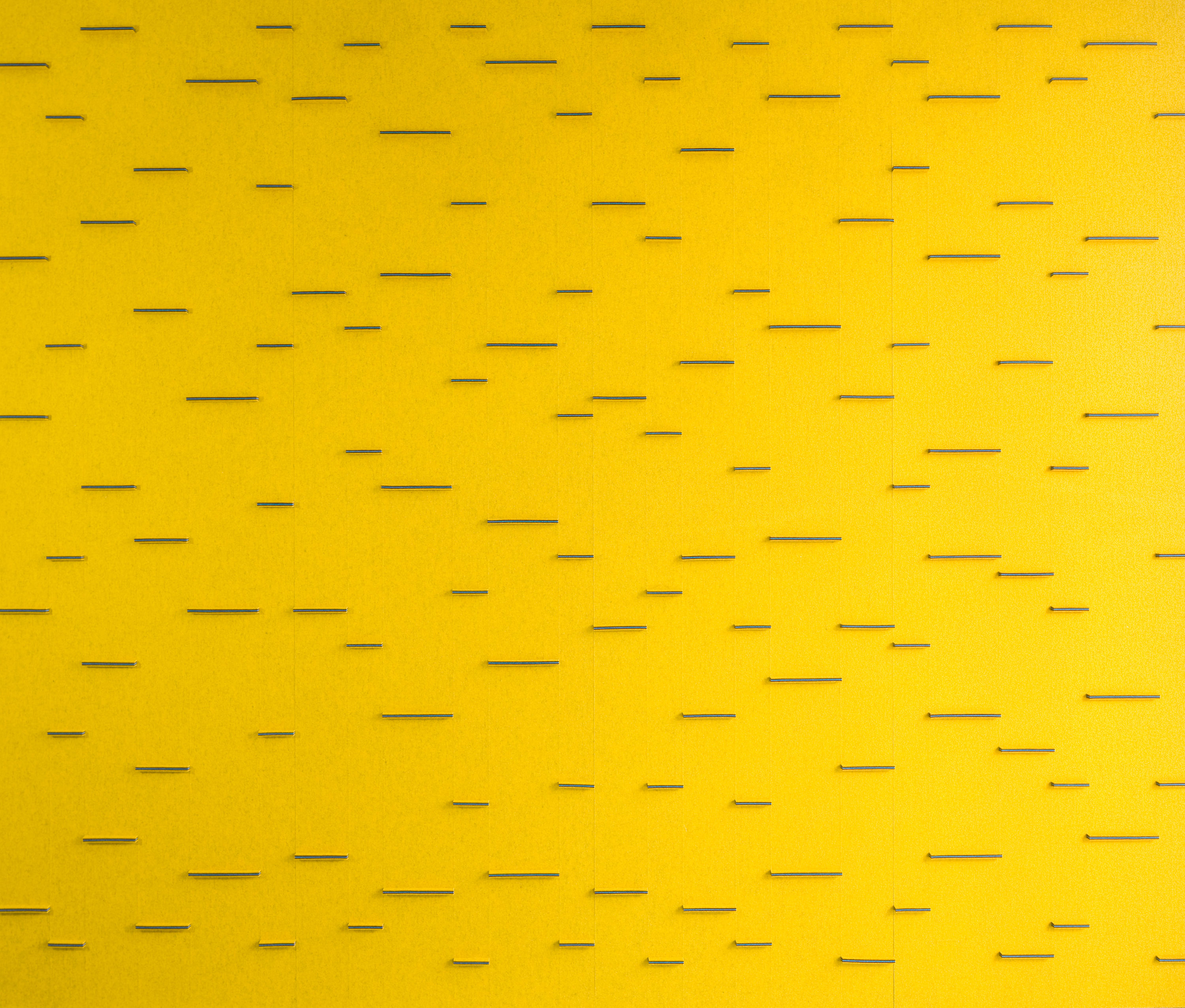 HORIZONTAL BAR - Sound absorbing wall art from Submaterial | Architonic