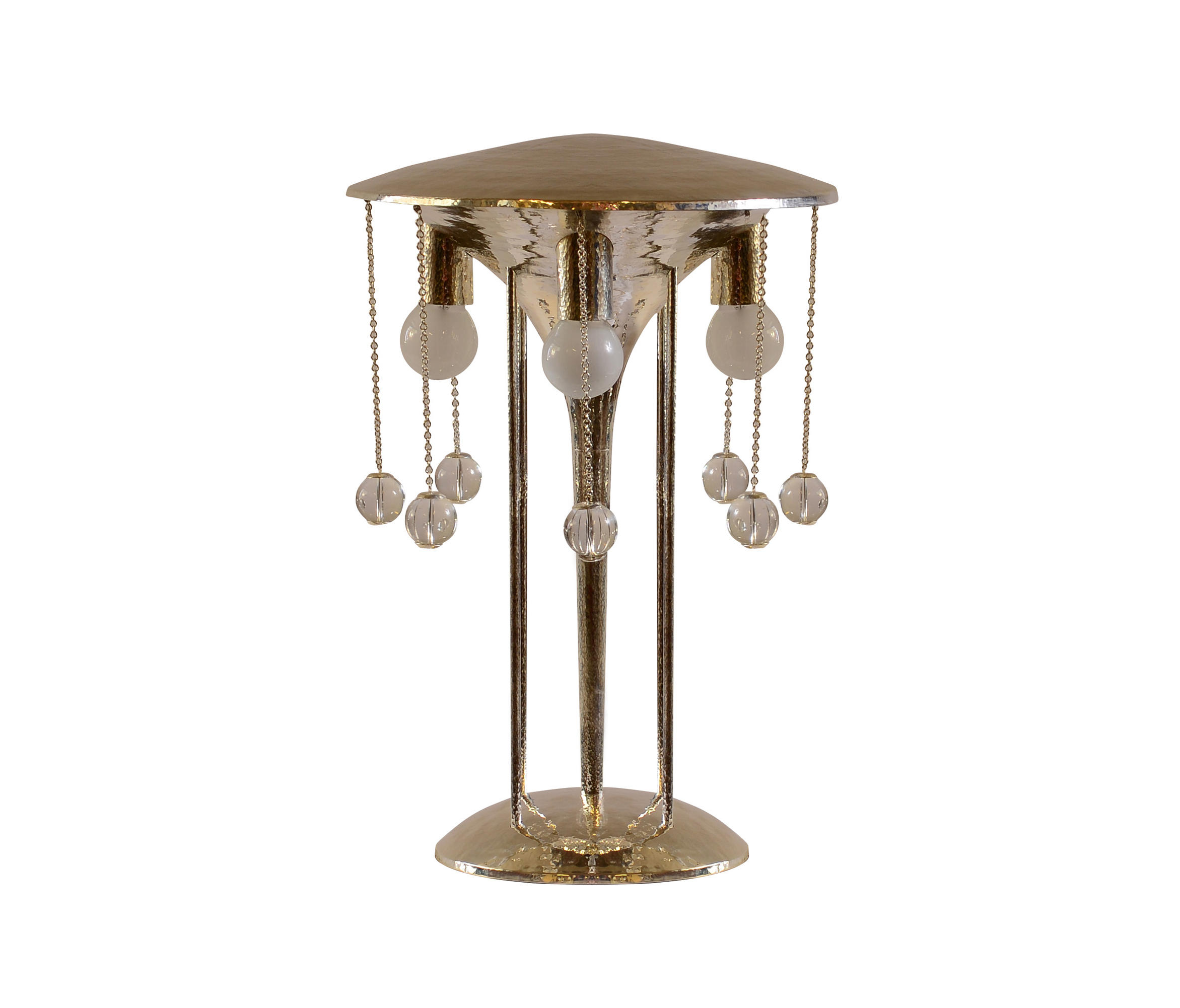 Hammered Table Lamp Table Lights From Woka Architonic
