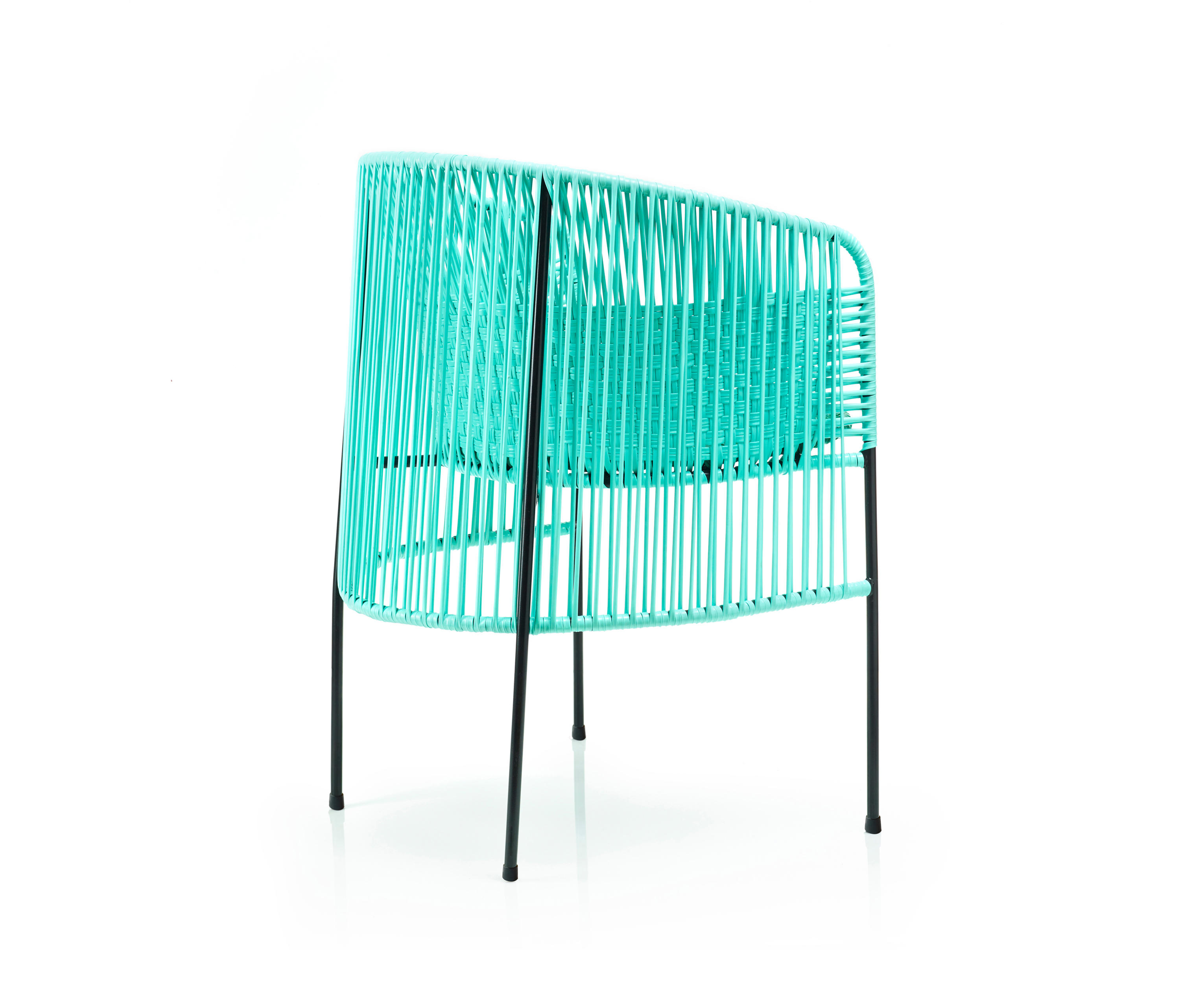 CARIBE | DINING CHAIR, MINT/GREEN/BLACK - Chairs from Ames ...