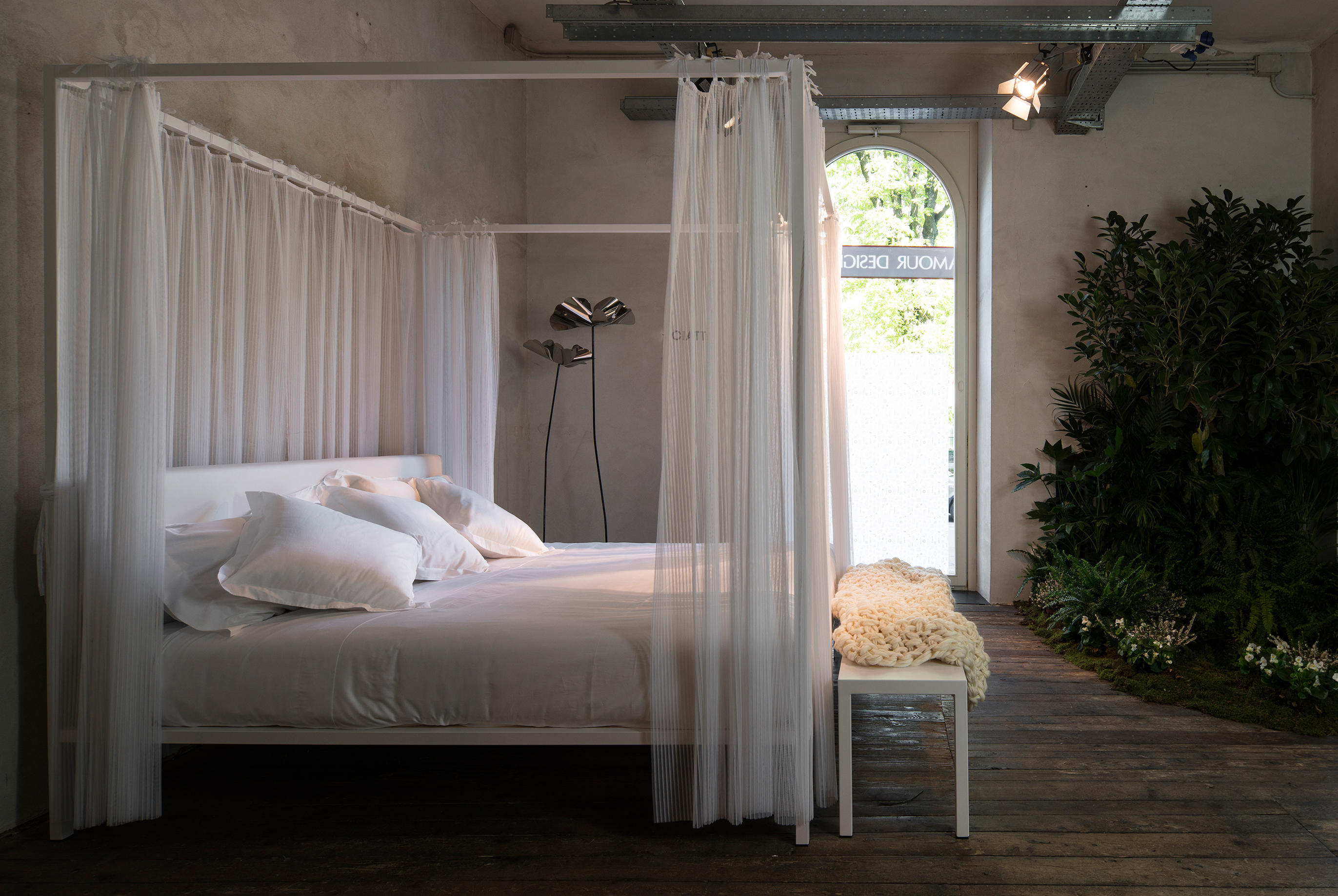... ILletto canopy bed by Opinion Ciatti | Double beds : double canopy bed - memphite.com