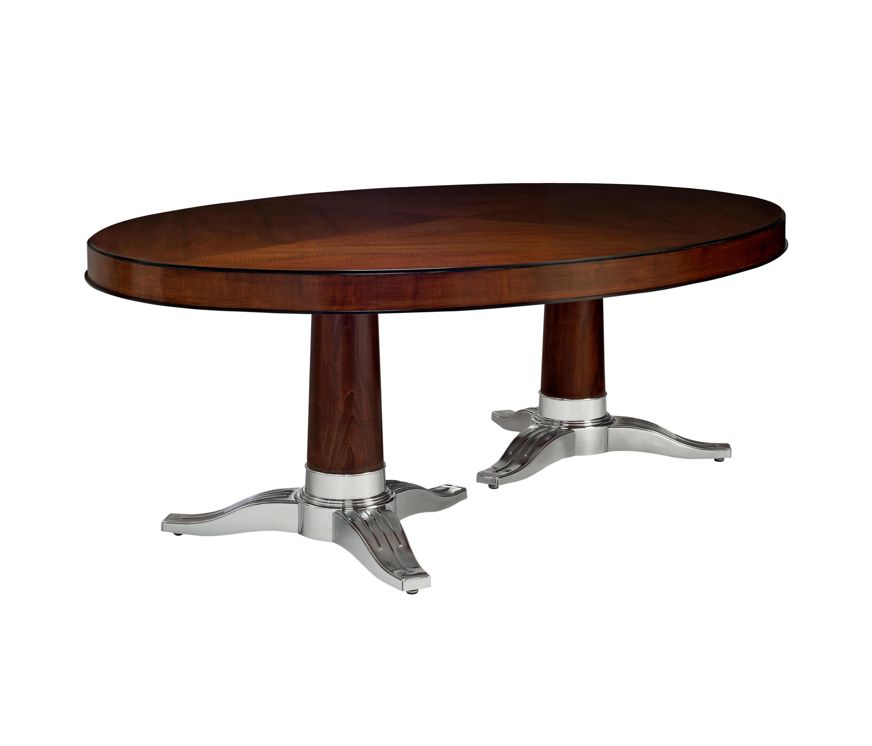 Eden dining table tavoli da pranzo douglas design studio for Produttori tavoli