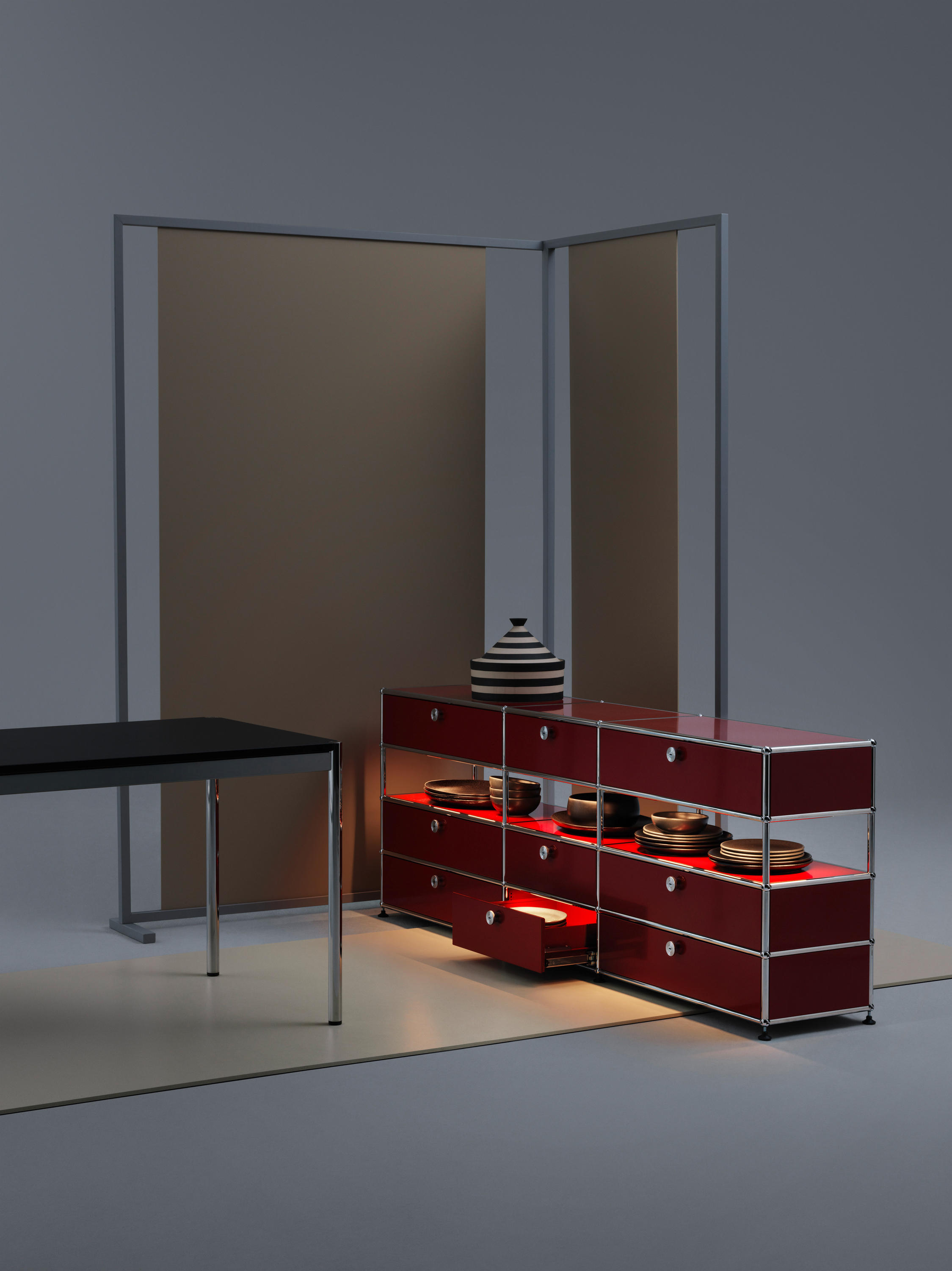 Usm Haller E Sideboards From Usm Architonic