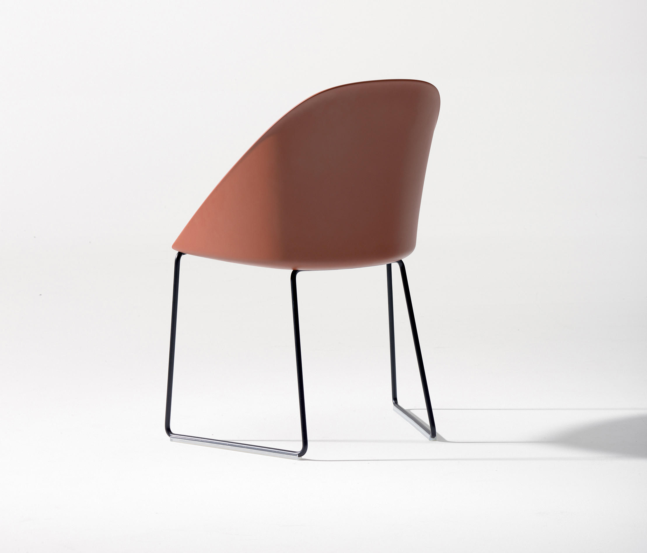 Cila Chairs From Arper Architonic