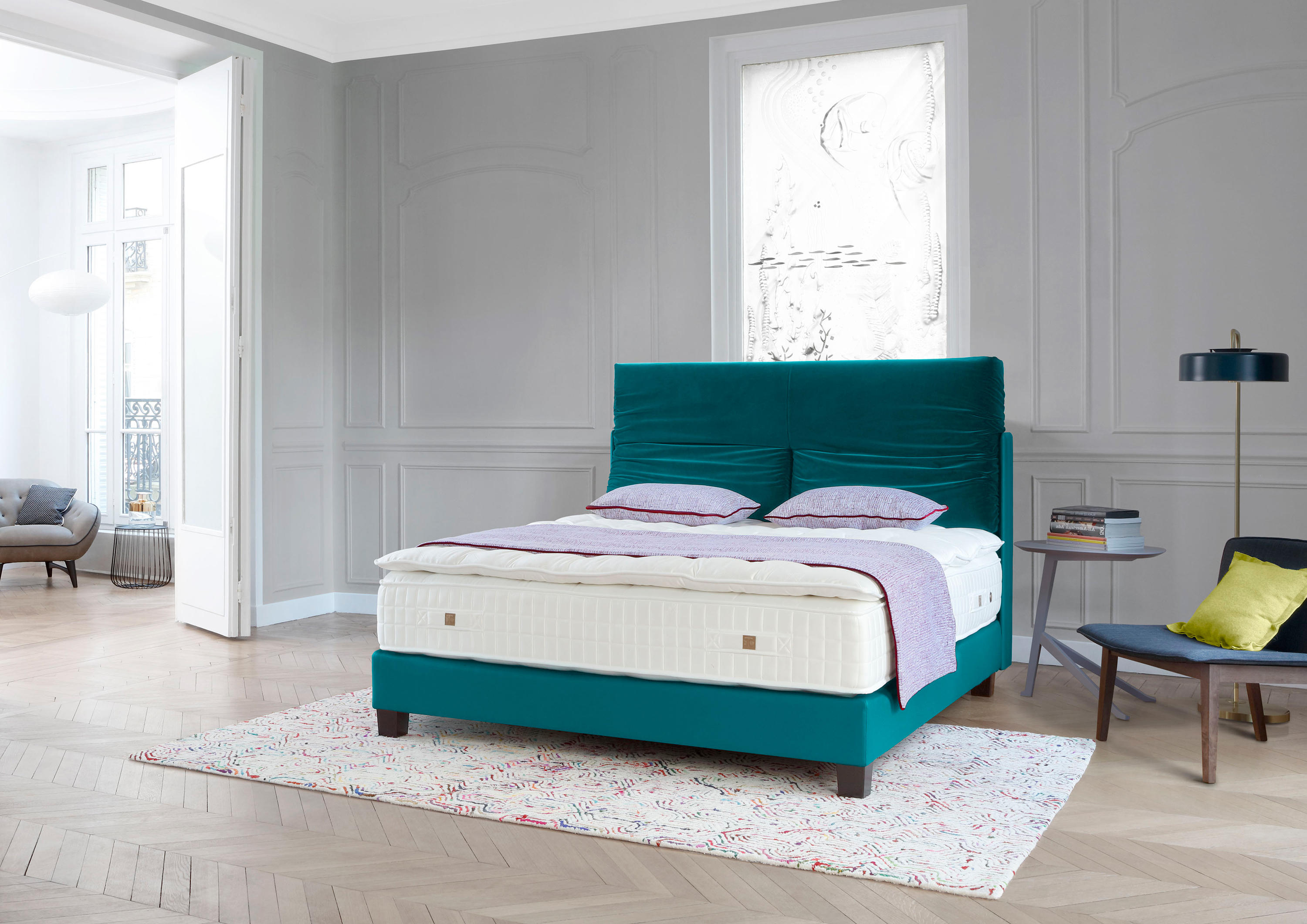 Charmant Sleeping Systems Collection Prestige | Headboard Mellow By Treca Paris | Bed  Headboards