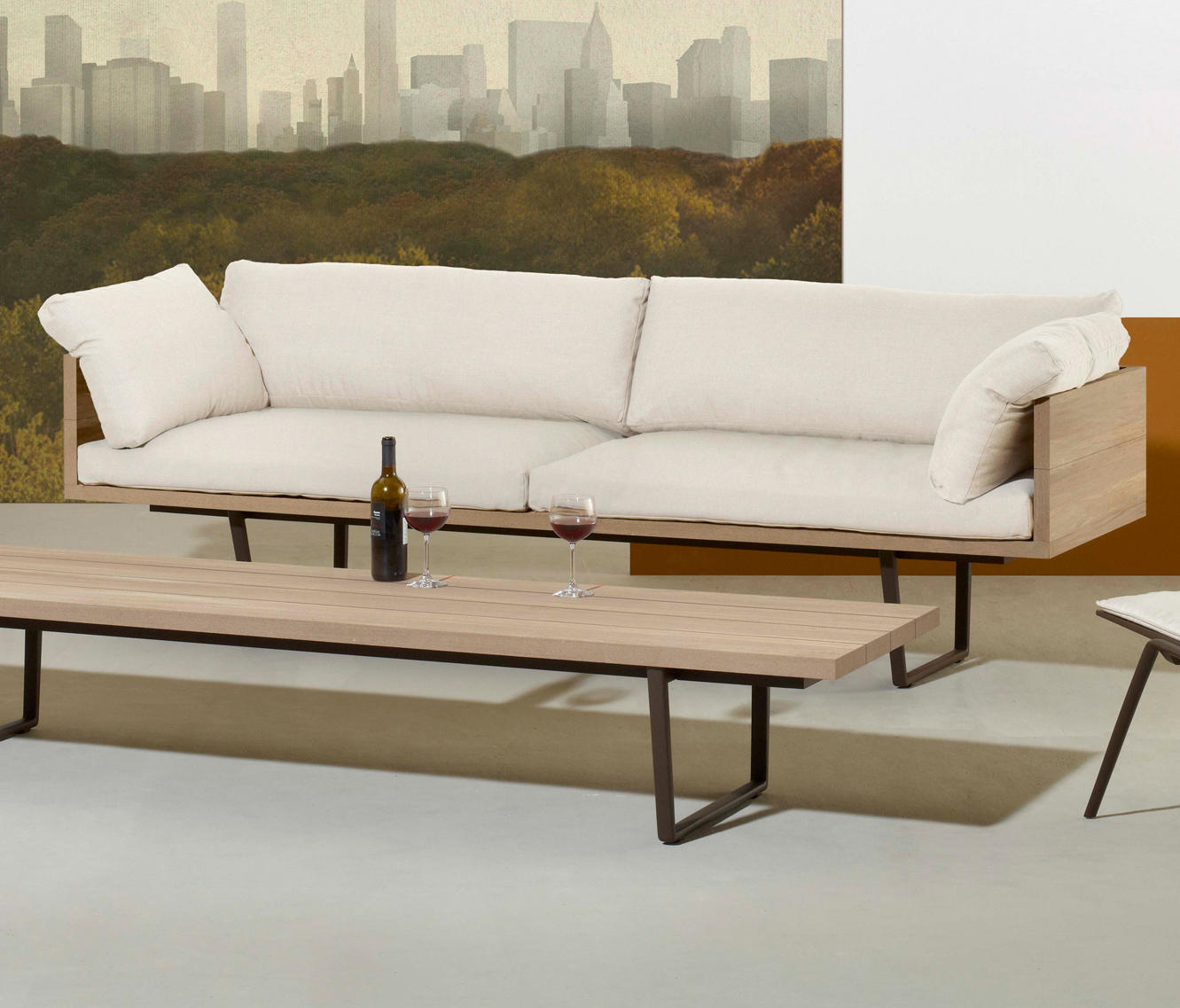 New Wood Plan Sofa Sofas From Fast Architonic