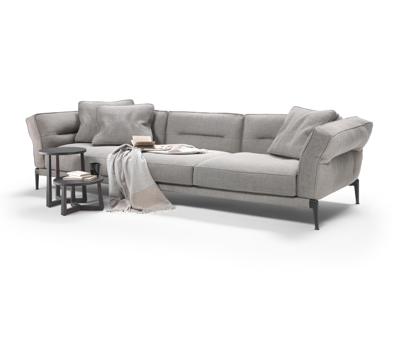 adda canap s d 39 attente de flexform architonic. Black Bedroom Furniture Sets. Home Design Ideas