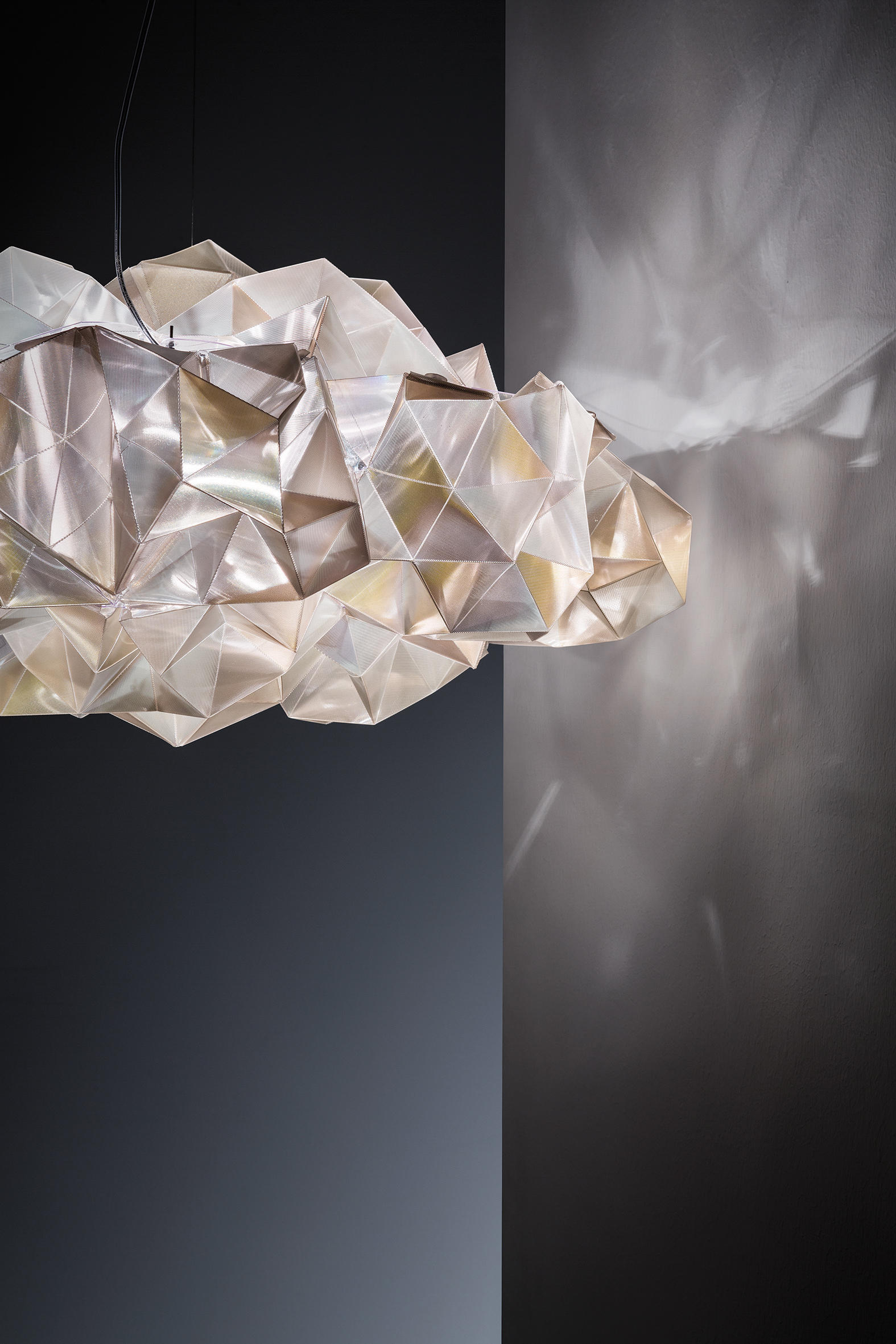 Drusa Suspended Lights From Slamp Architonic