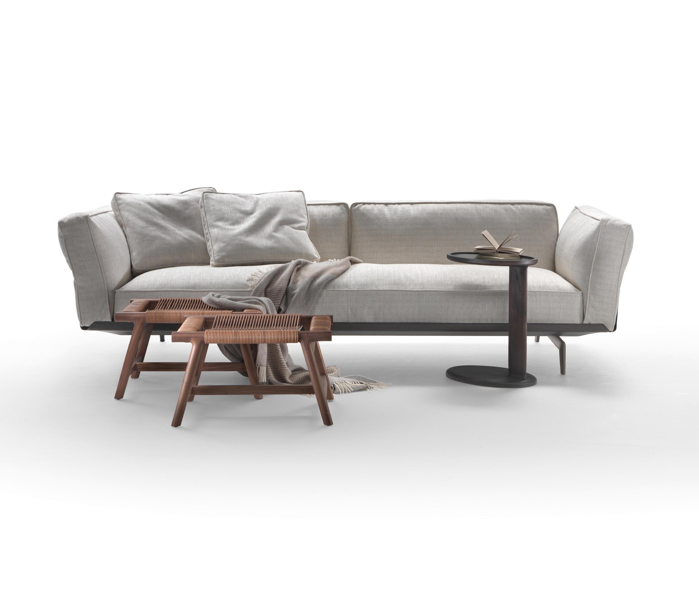 este canap s d 39 attente de flexform architonic. Black Bedroom Furniture Sets. Home Design Ideas