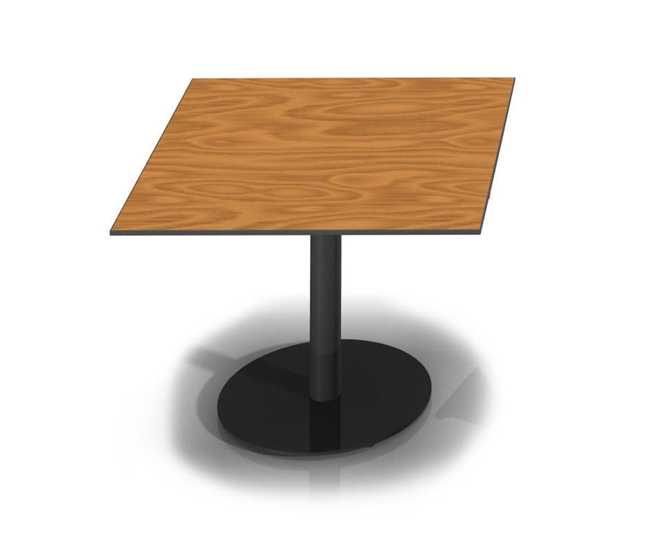 Single column table desking systems from bigla architonic for Table column