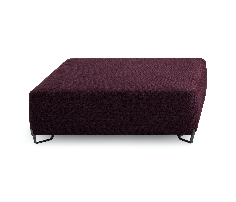 new york poufs from poliform architonic. Black Bedroom Furniture Sets. Home Design Ideas