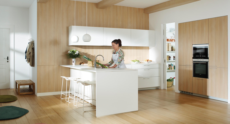 Ariane 2 u distribution cucine a parete santos architonic - Cucine a parete ...