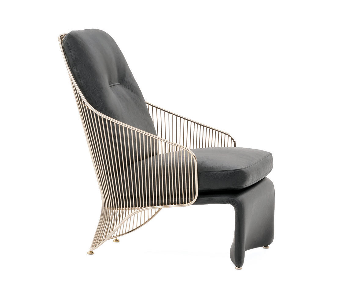 Colette Armchair Armchairs From Minotti Architonic