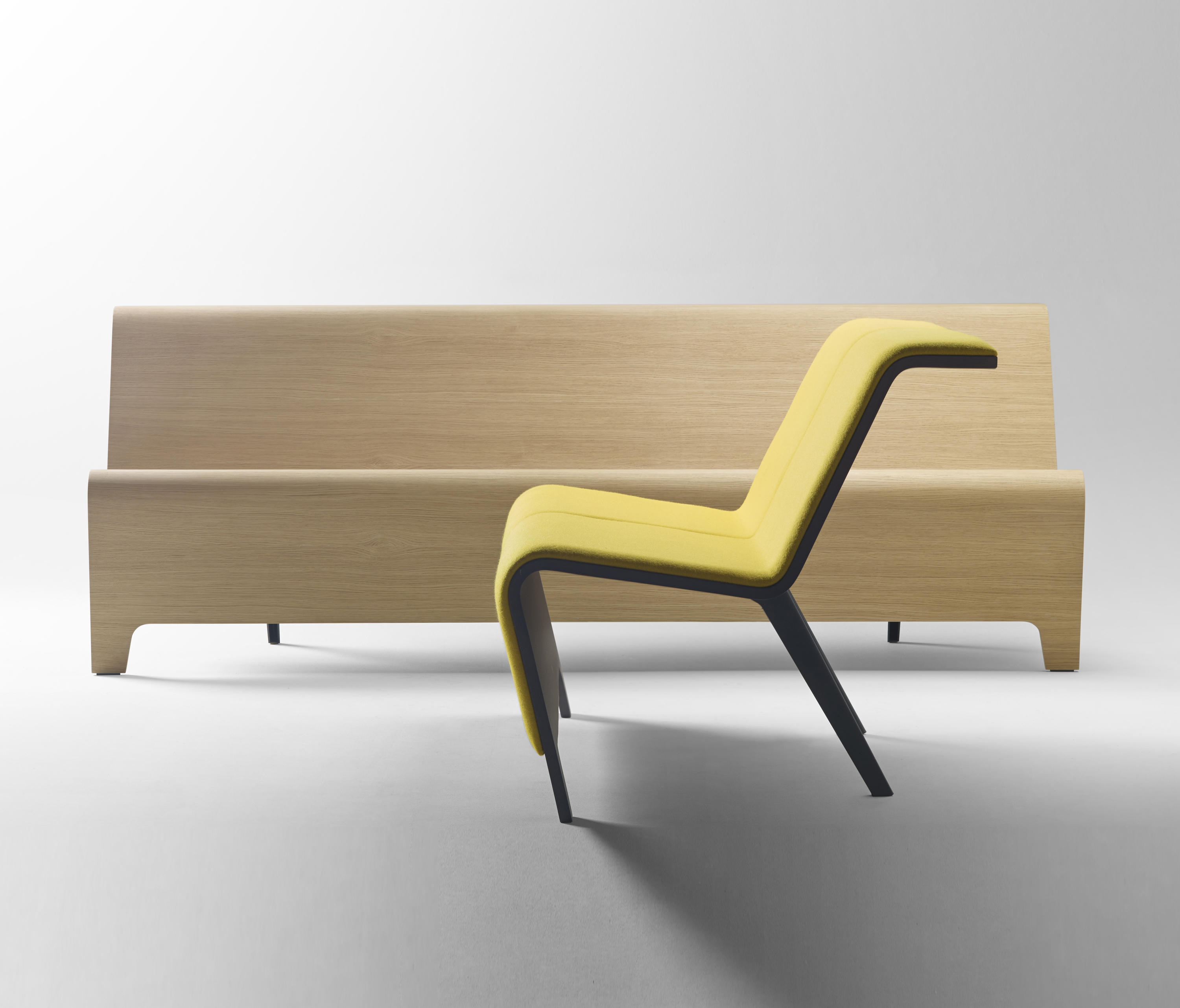 Back Modular Seating By Sellex | Visitors Chairs / Side Chairs