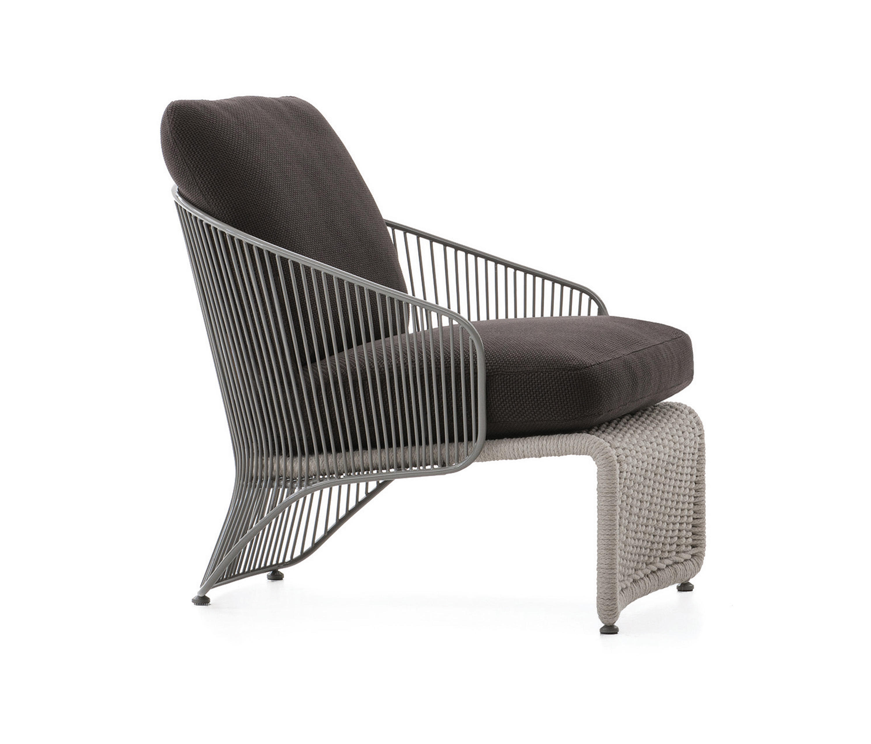 Colette Outdoor Armchair By Minotti | Garden Armchairs