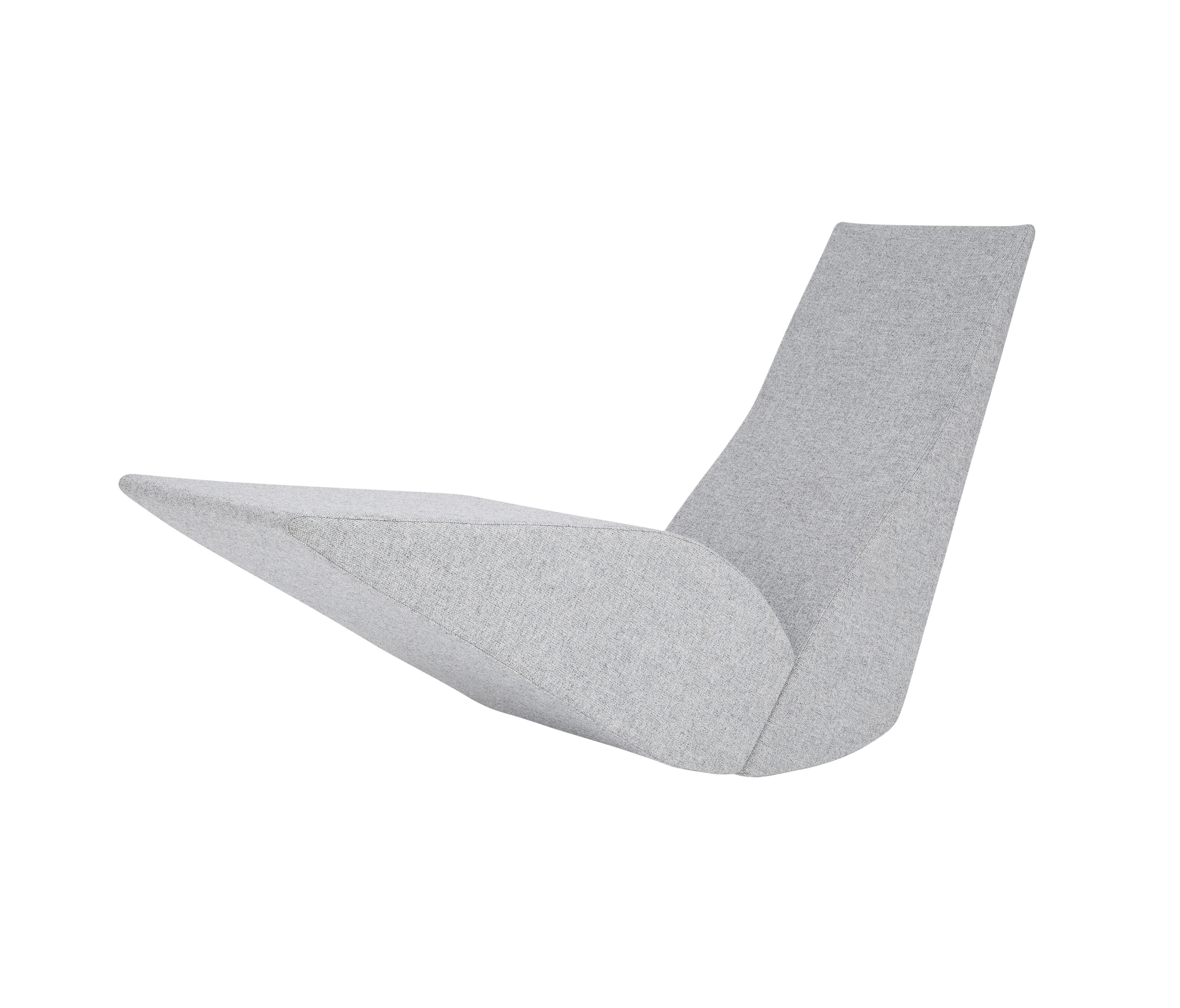Bird chaise armchairs from tom dixon architonic for Chaise a bascule