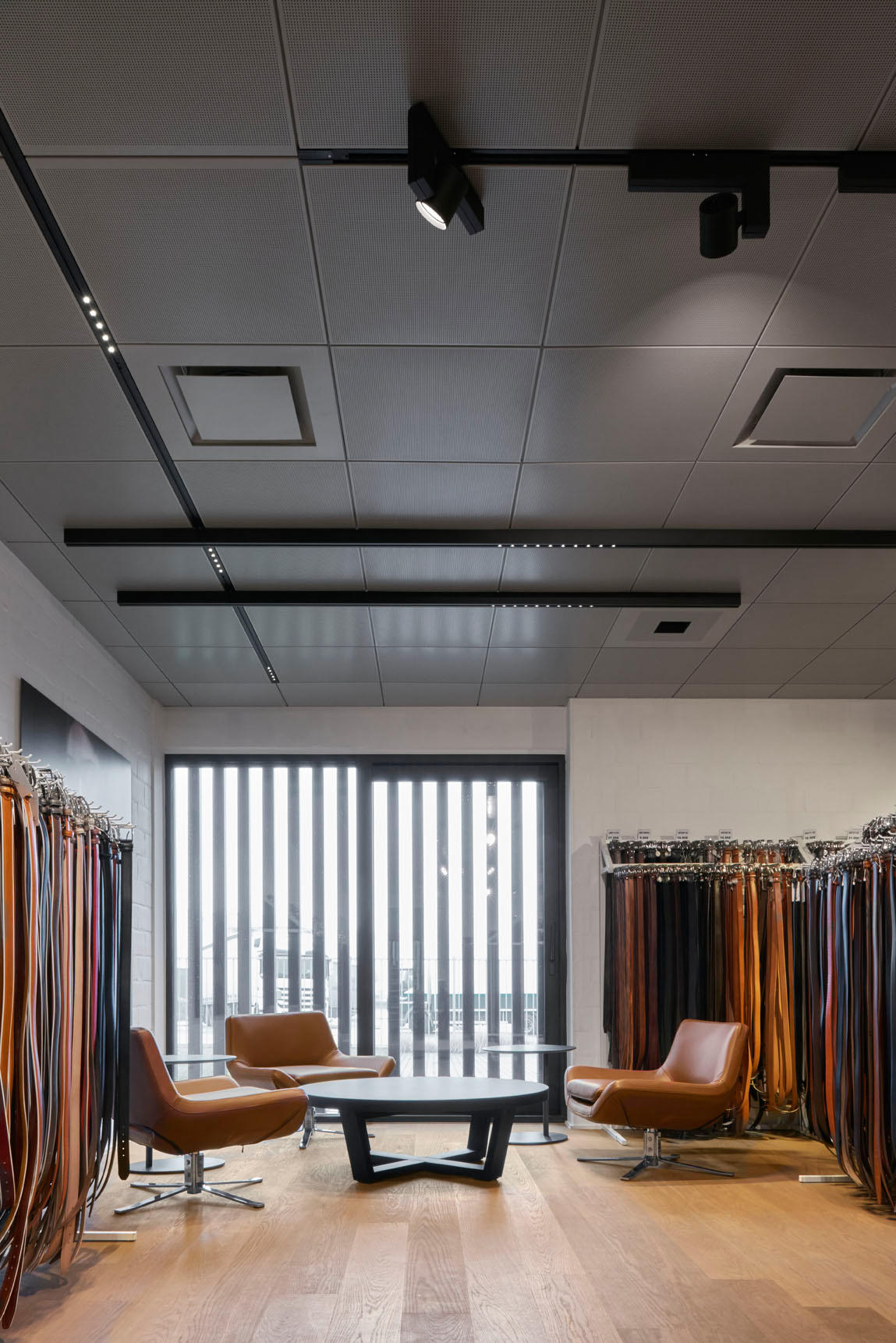 In Tile Ventilation Suspended Ceilings From Kreon Architonic