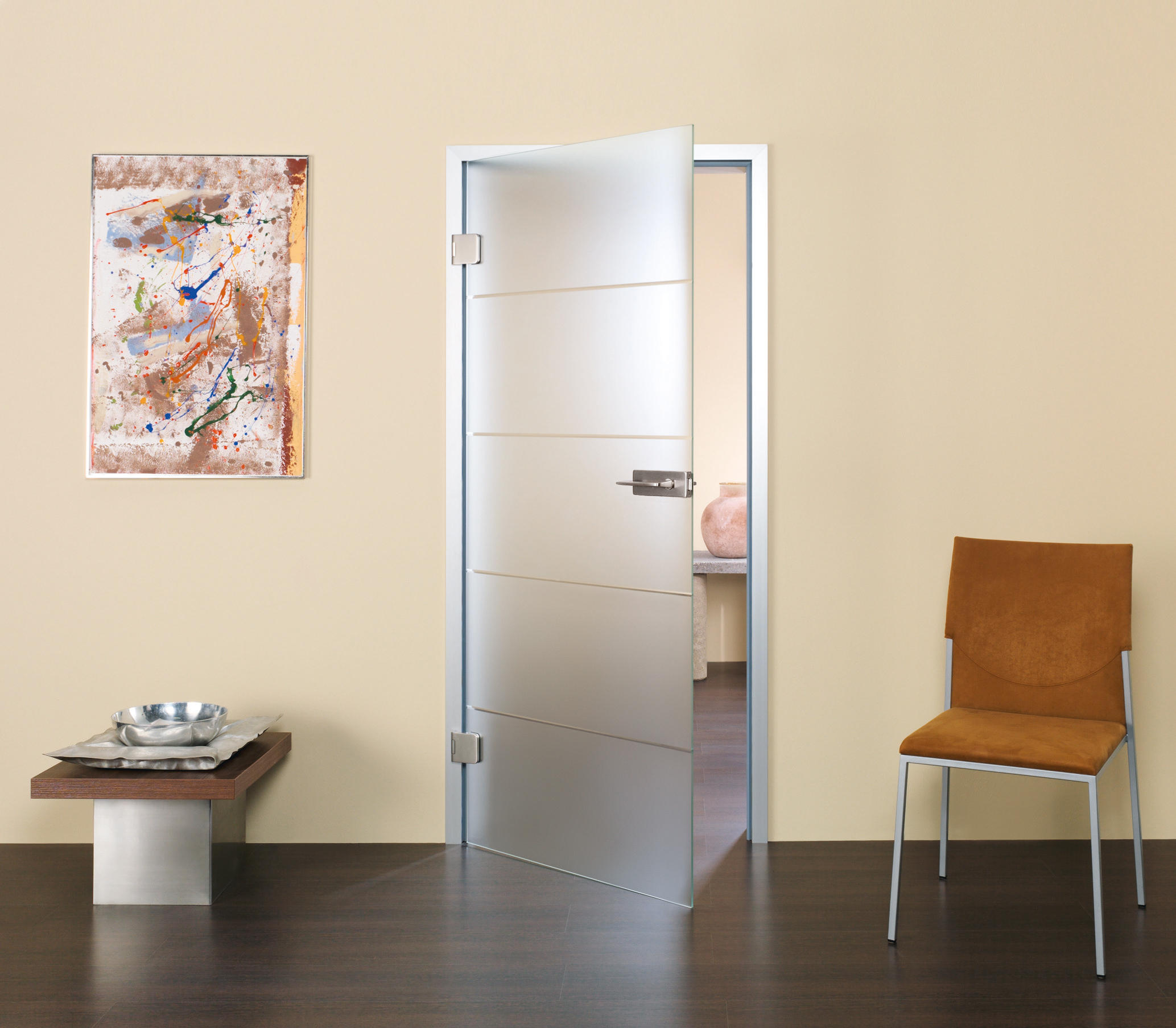 Swing Doors Full Glass Internal Doors From Bartels