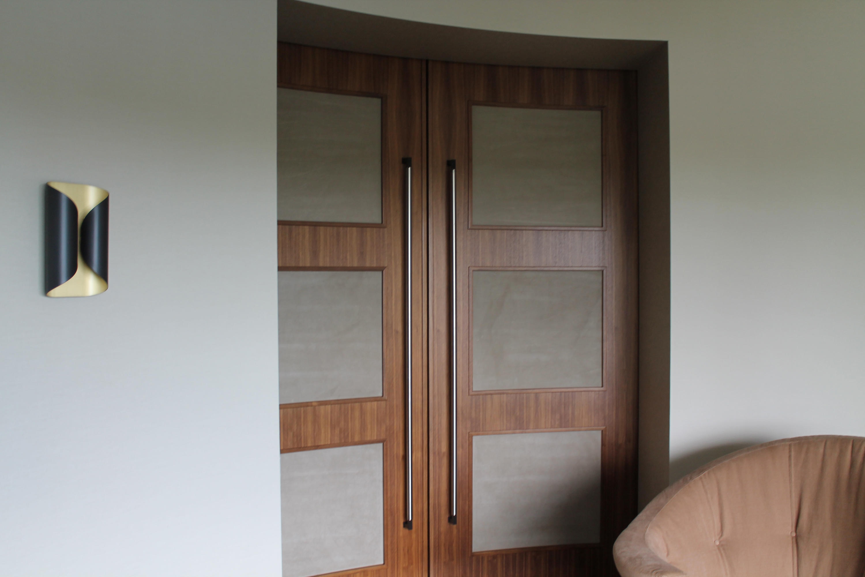 Specialty Doors - Curved Wood Doors by Bartels Doors \u0026 Hardware | Internal doors : curved doors - Pezcame.Com