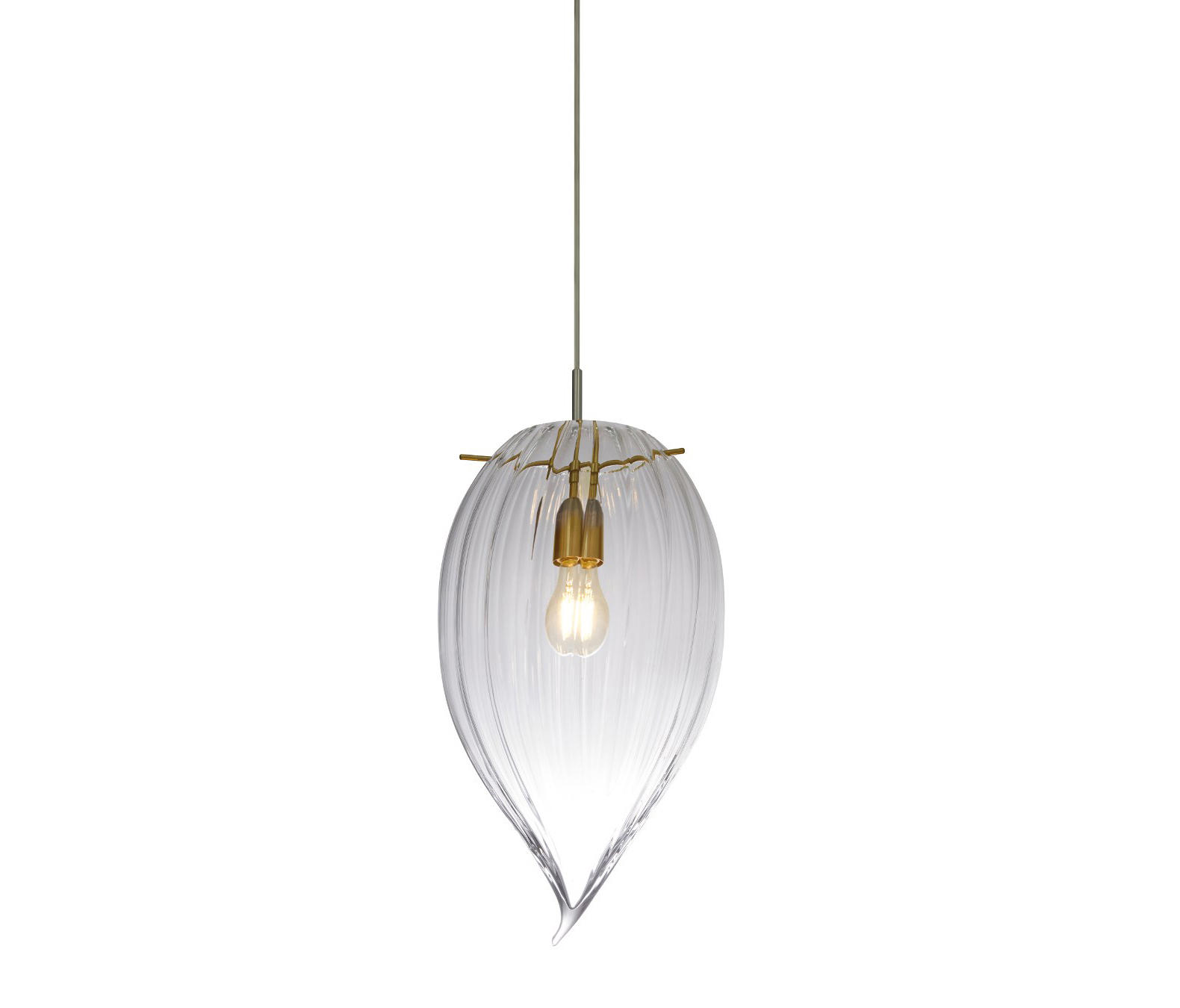 Onion Pendant Large Suspended Lights From Oggetti