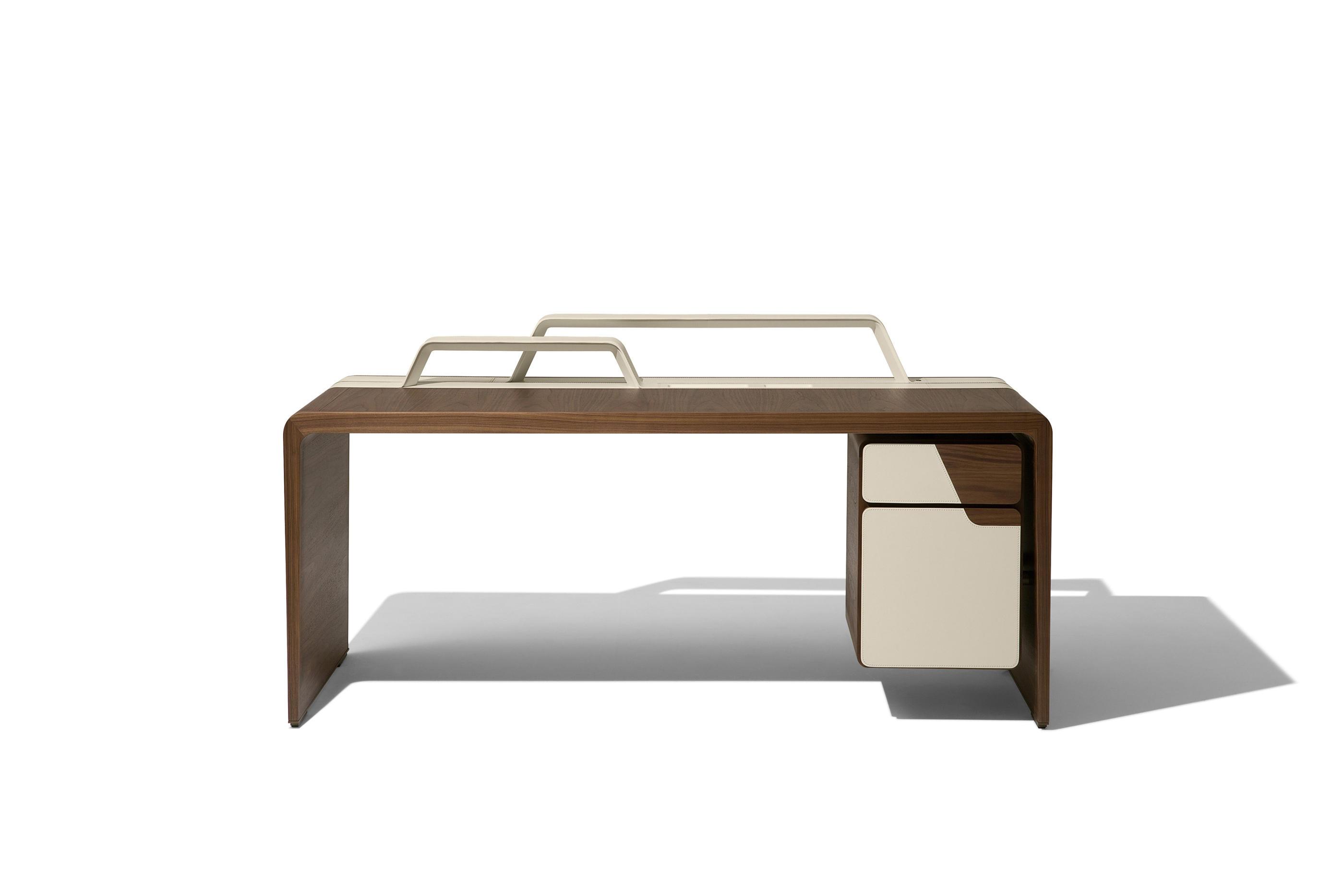Alma Writing Desk By Giorgetti Executive Desks
