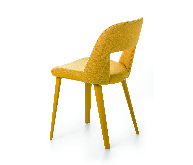 path chaise chaises de restaurant de bross architonic. Black Bedroom Furniture Sets. Home Design Ideas