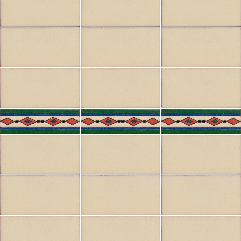 California revival acosta liner ceramic tiles from tango tile california revival acosta liner by tango tile ceramic tiles dailygadgetfo Choice Image