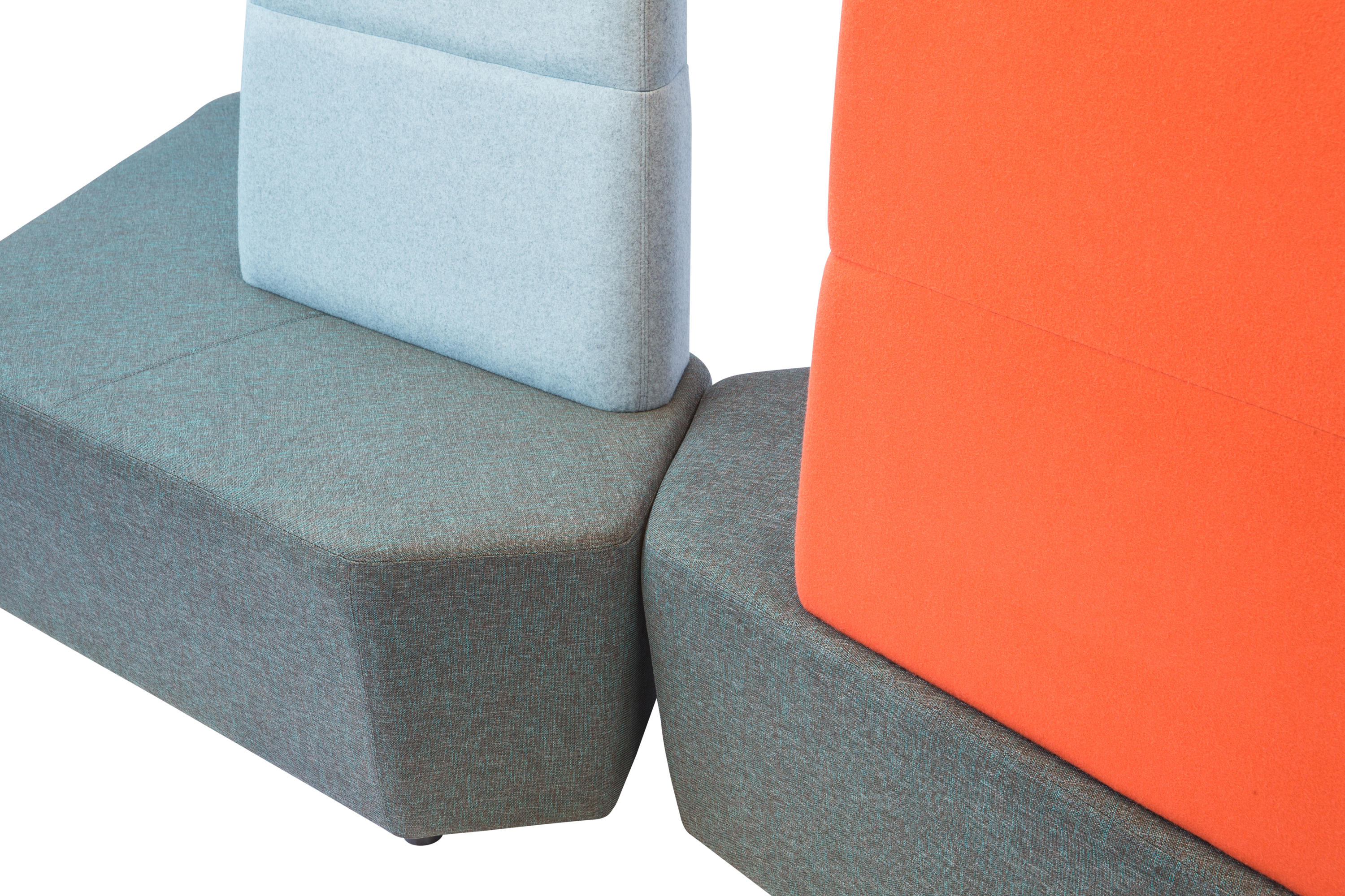 Rune High Back Lounge Sofas From Luxxbox Architonic