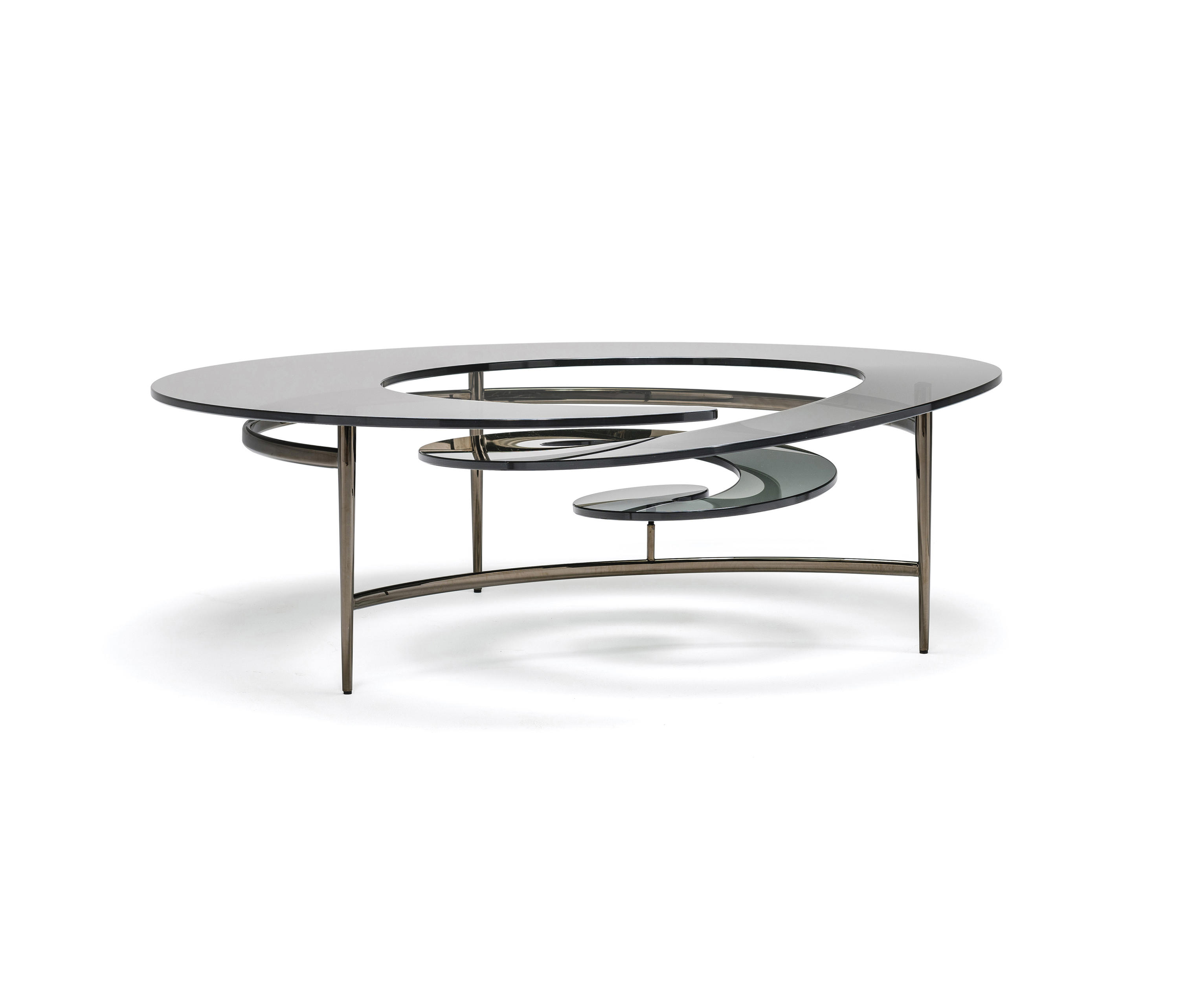 Spiral By Cattelan Italia Coffee Tables