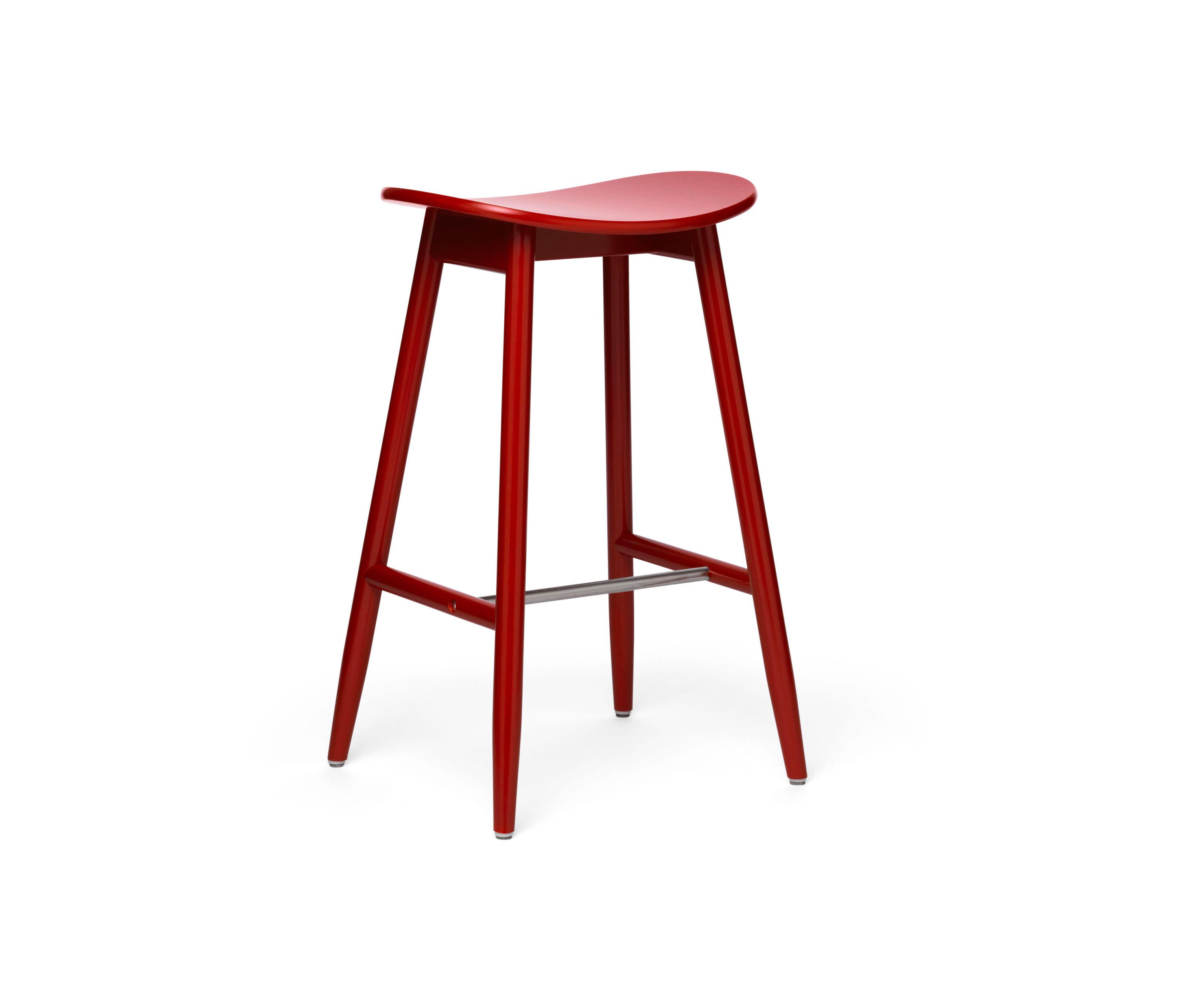 Icha bar stool 65 barhocker von massproductions architonic for Barhocker 65