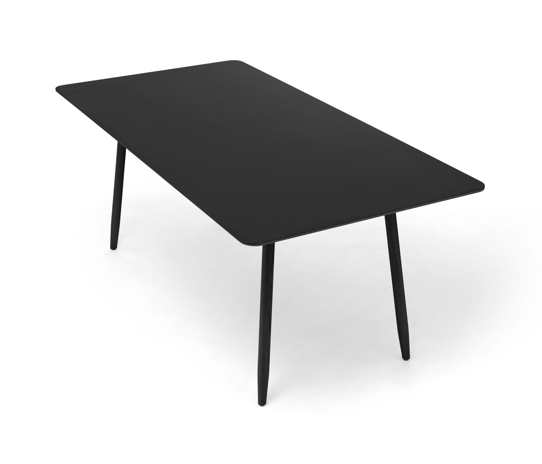 Ich table 180 tavoli ristorante massproductions architonic for Produttori tavoli