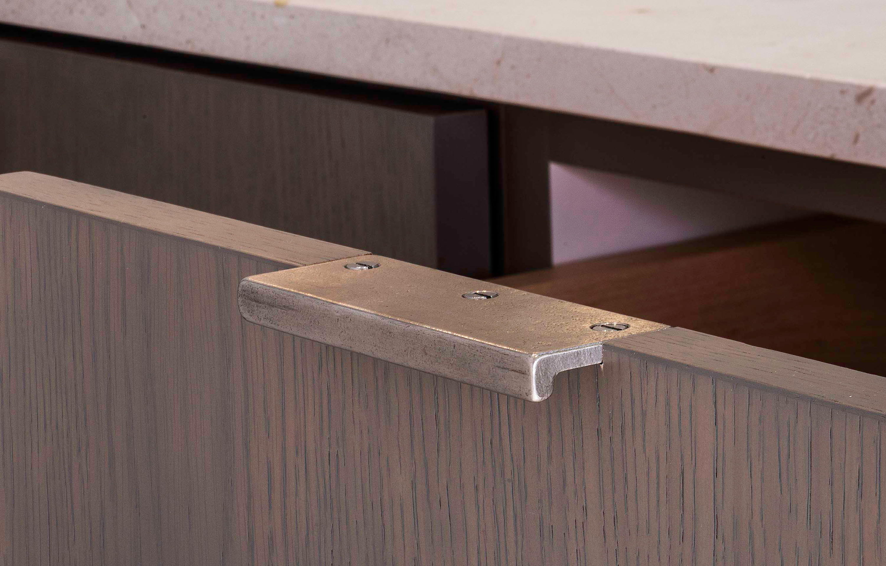 CATCH CABINET PULL - Cabinet handles from Rocky Mountain Hardware ...