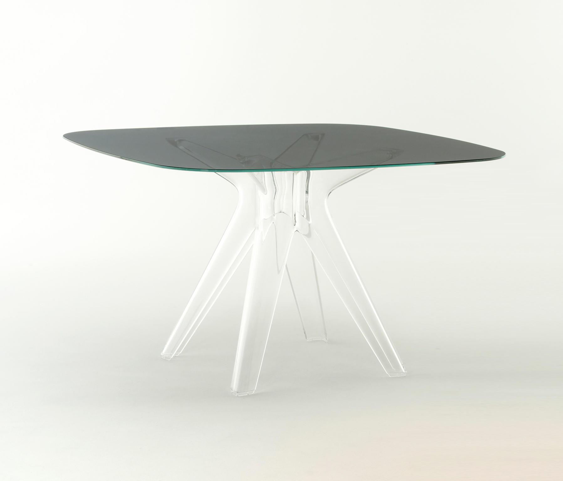 Kartell Tavoli Da Pranzo.Sir Gio Tavoli Pranzo Kartell Architonic