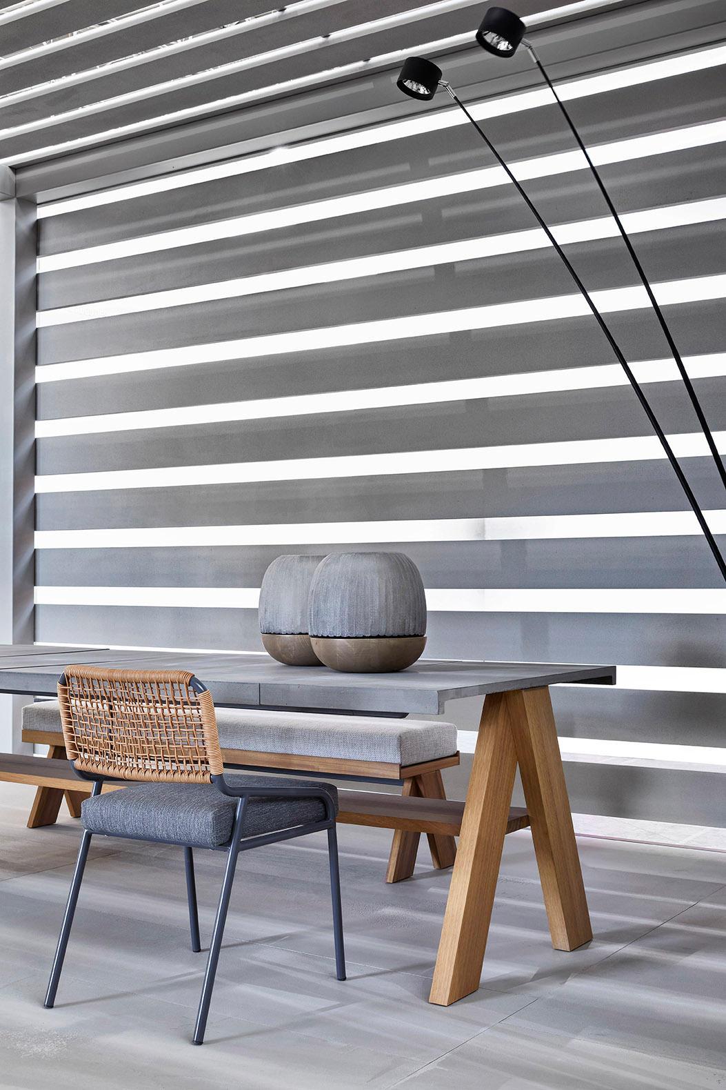Blend tai silla sillas para restaurantes de meridiani for Catalogo meridiani