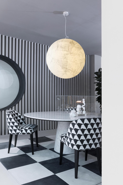 Owen tisch esstische von meridiani architonic for Tisch design andrea