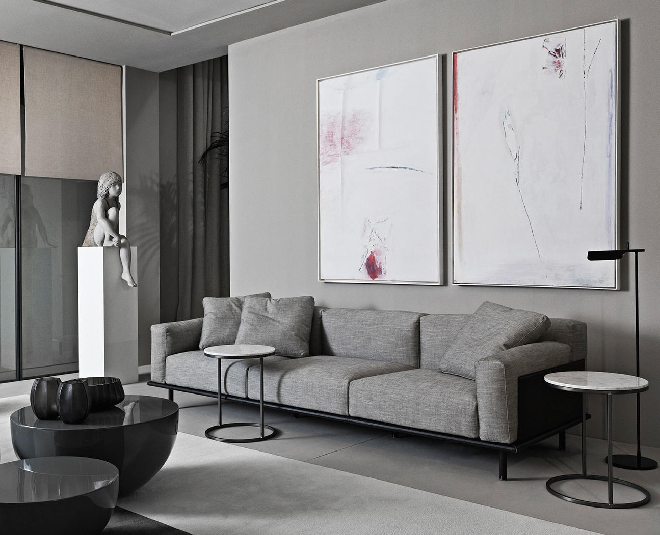 timothy sofa lounge sofas from meridiani architonic. Black Bedroom Furniture Sets. Home Design Ideas