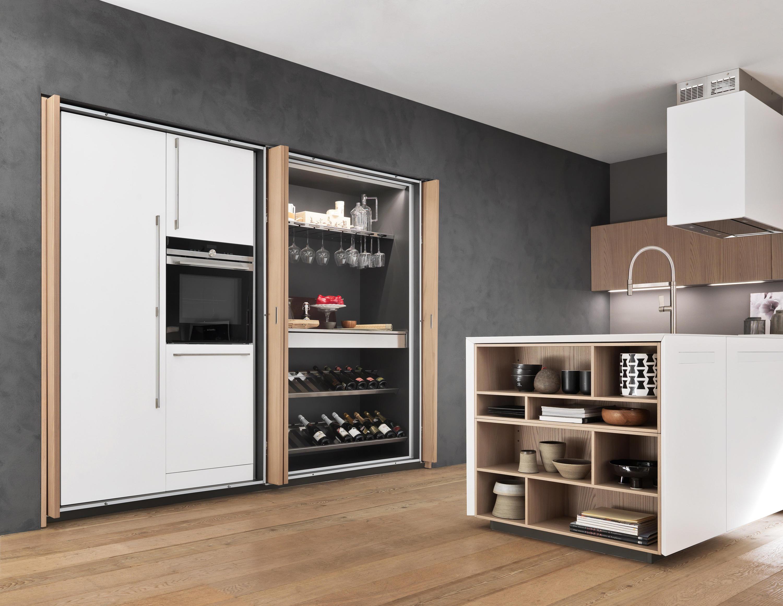 Sintesi cucine a parete comprex architonic - Cucine a parete ...
