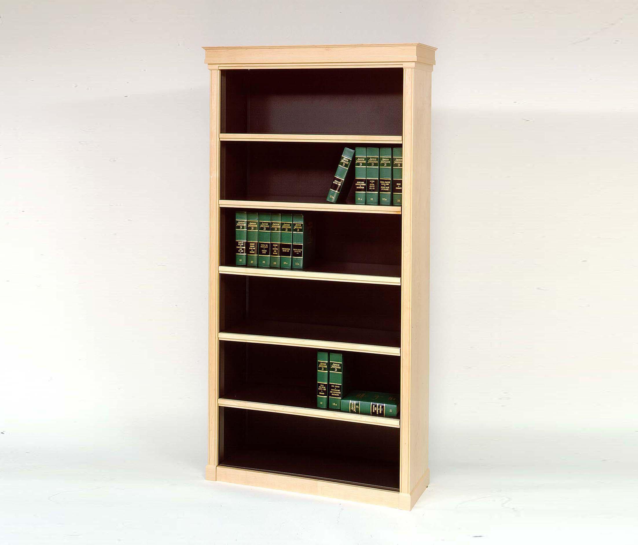 Wood Tek Diplomat Shelving By Aurora Storage | Shelving