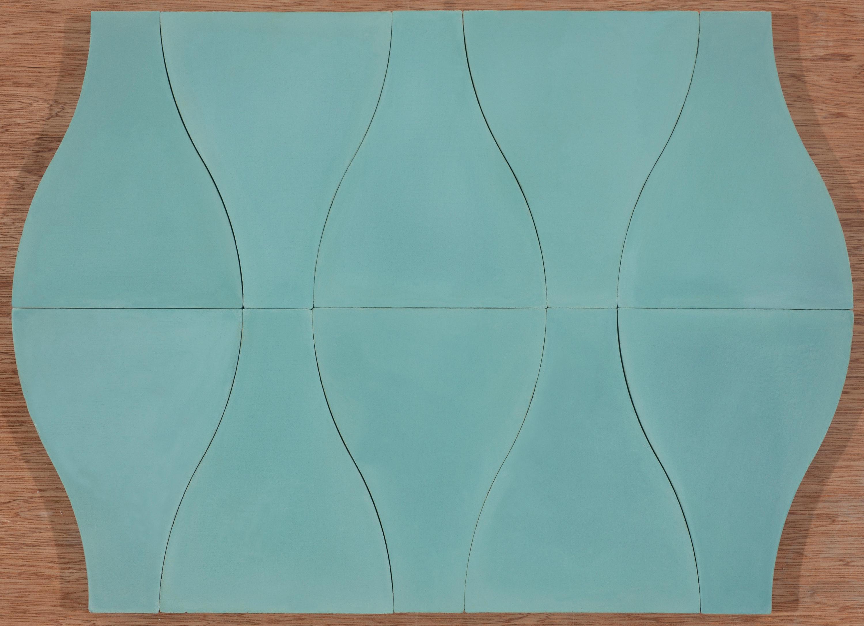FUNNEL - AQUA - Concrete tiles from Granada Tile | Architonic