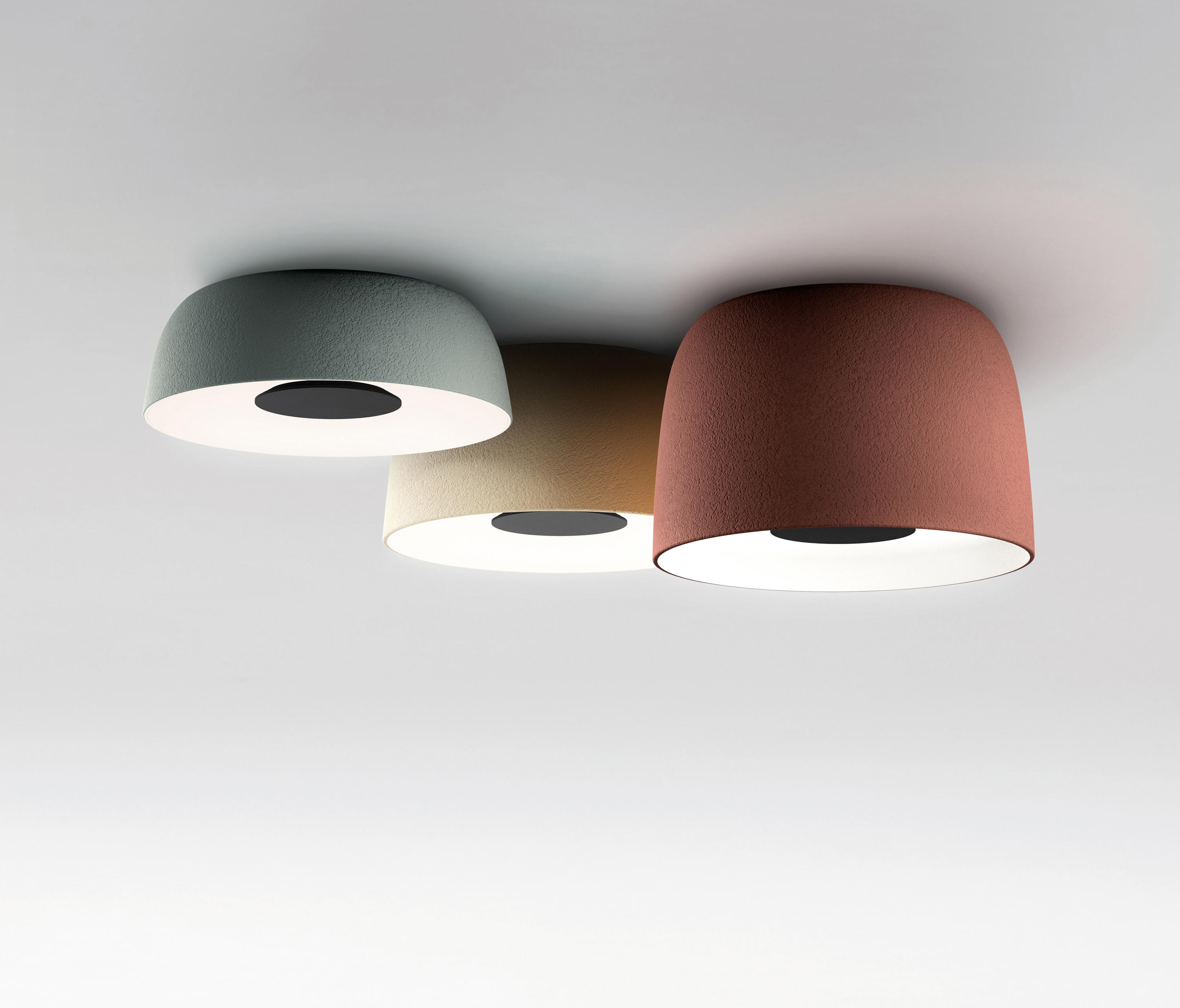 Djemb general lighting from marset architonic for Deckenleuchten design