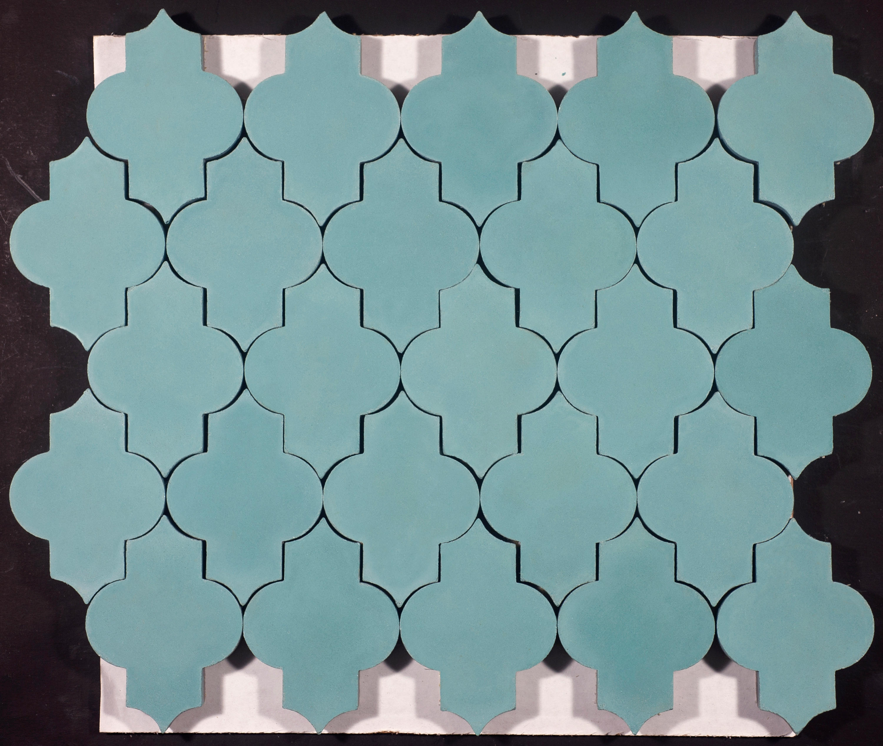 Trellis aqua floor tiles from granada tile architonic trellis aqua by granada tile floor tiles doublecrazyfo Gallery