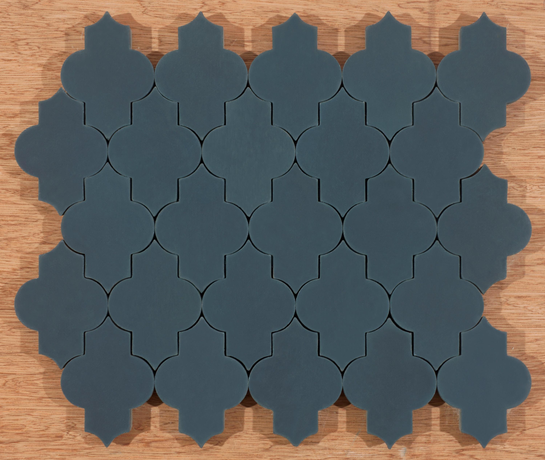 trellis midnight au enfliesen von granada tile architonic. Black Bedroom Furniture Sets. Home Design Ideas