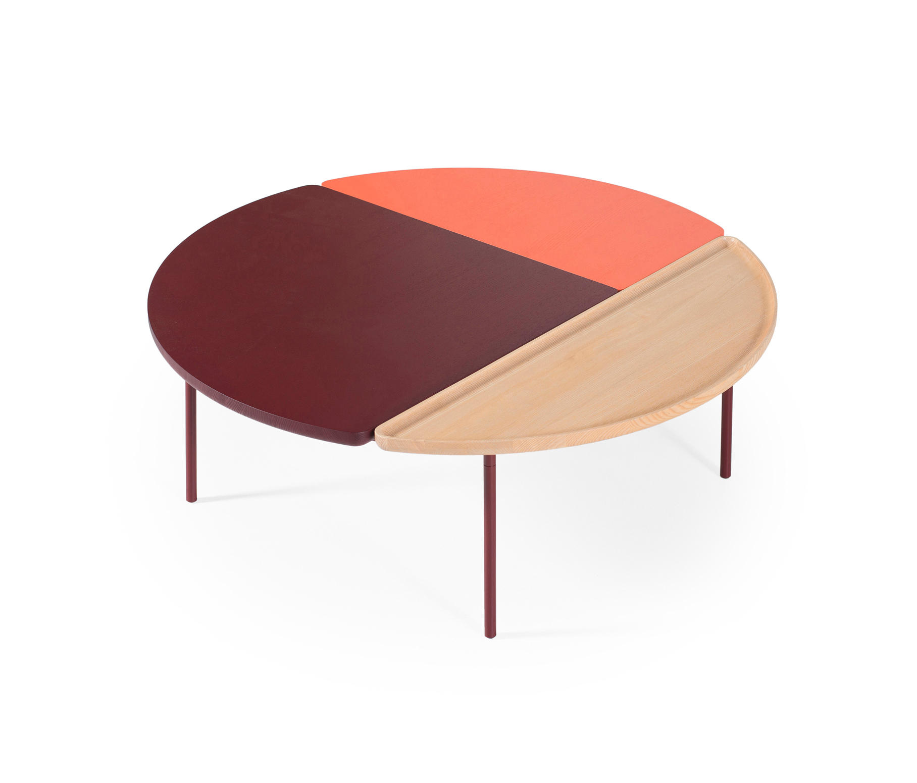 treet lounge table  lounge tables from mitab  architonic -  treet lounge table by mitab  lounge tables