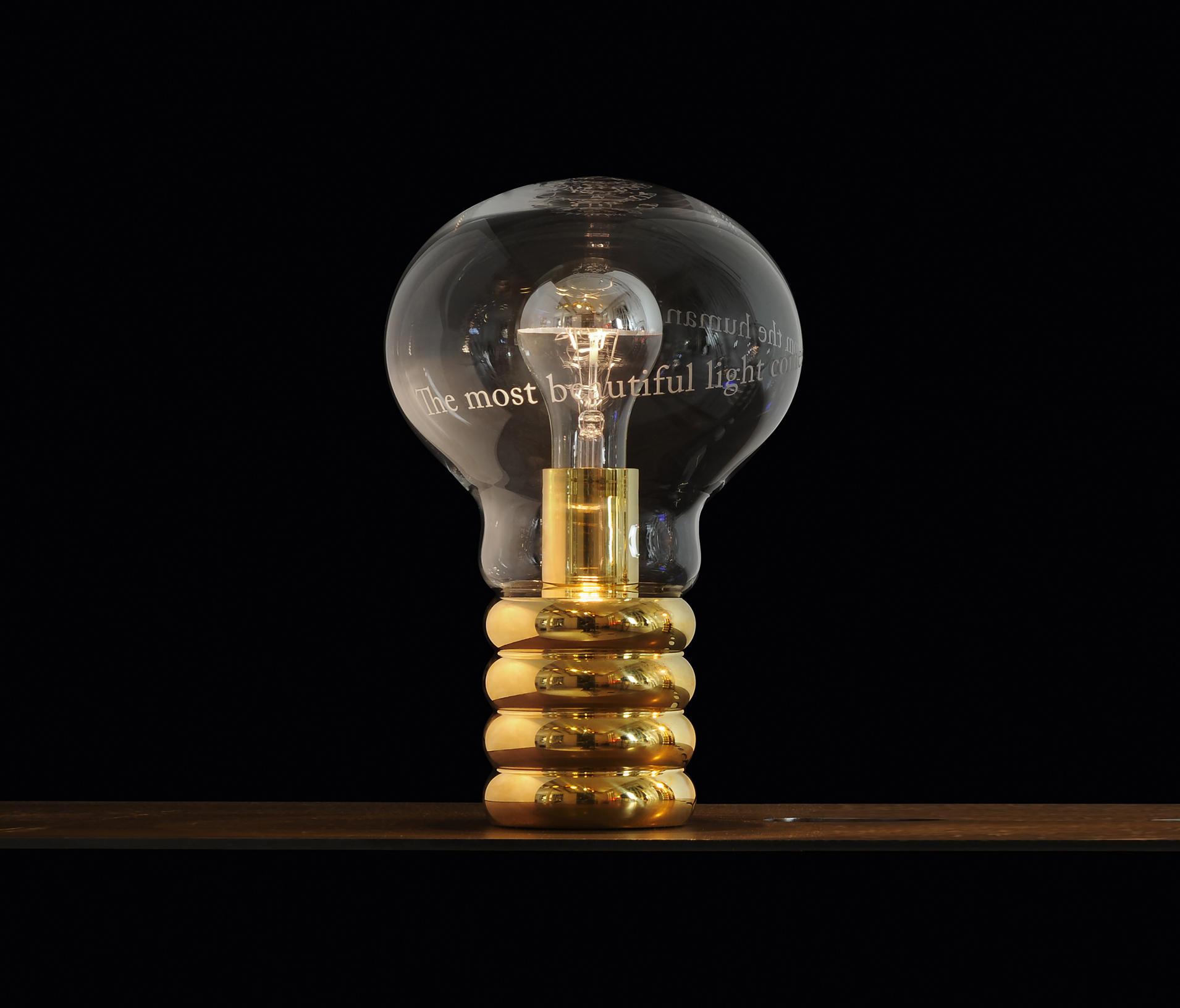 bulb limited allgemeinbeleuchtung von ingo maurer architonic. Black Bedroom Furniture Sets. Home Design Ideas