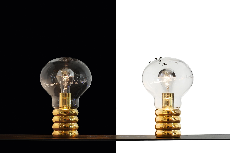bulb limited general lighting from ingo maurer architonic. Black Bedroom Furniture Sets. Home Design Ideas