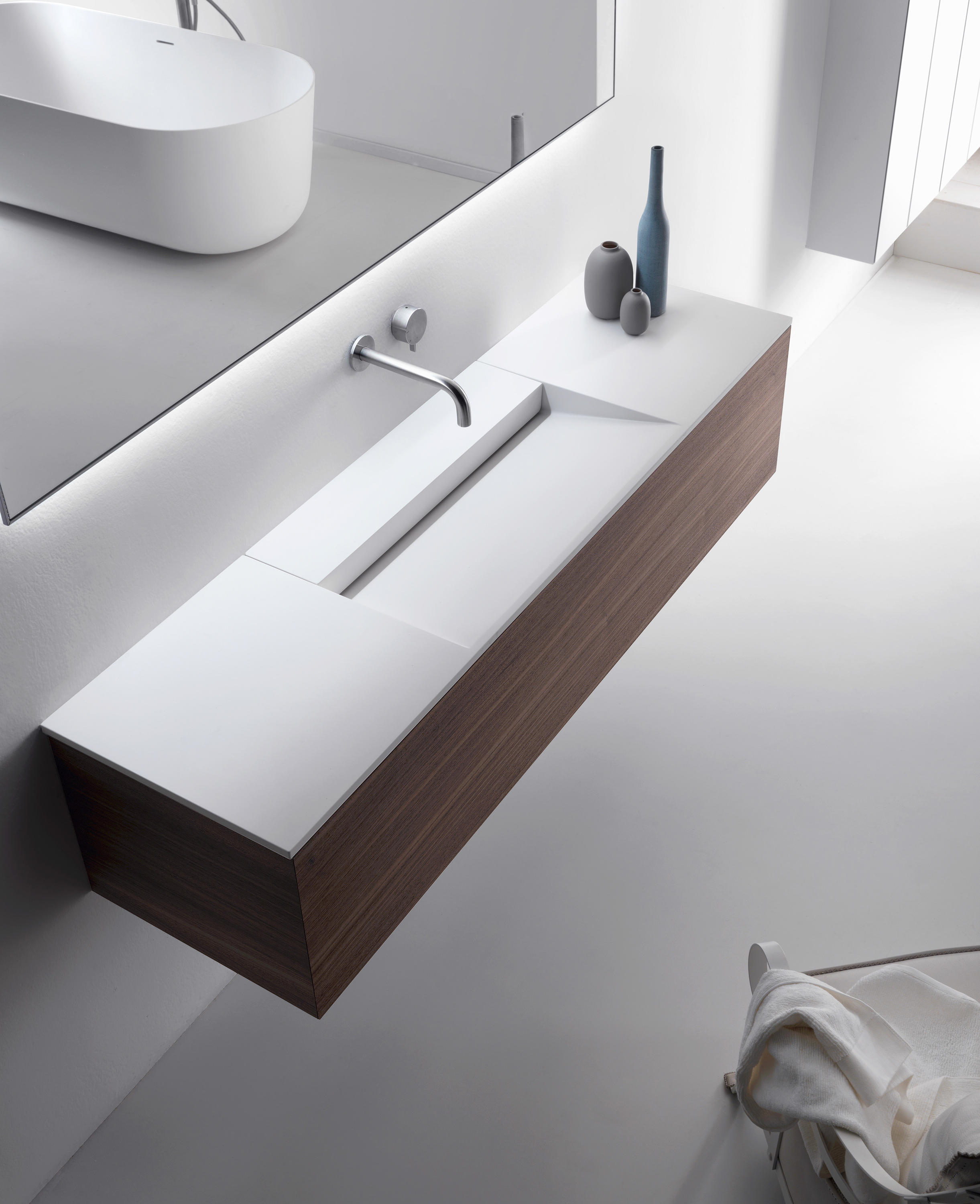 Arc wash basins vanity units from falper architonic - Planner bagno 3d ...