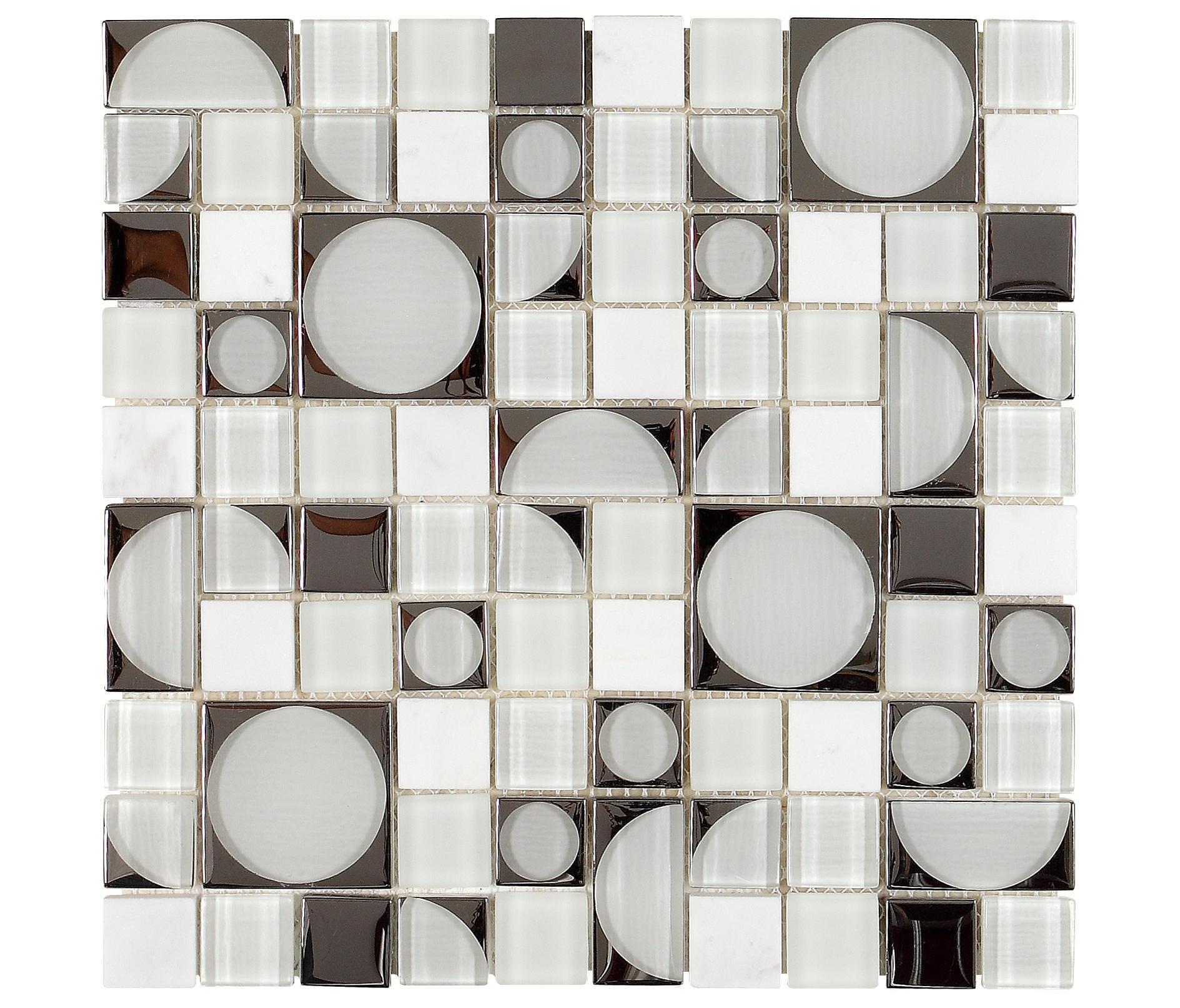 Michael R Golden Aquarius Glass Mosaics From Dune